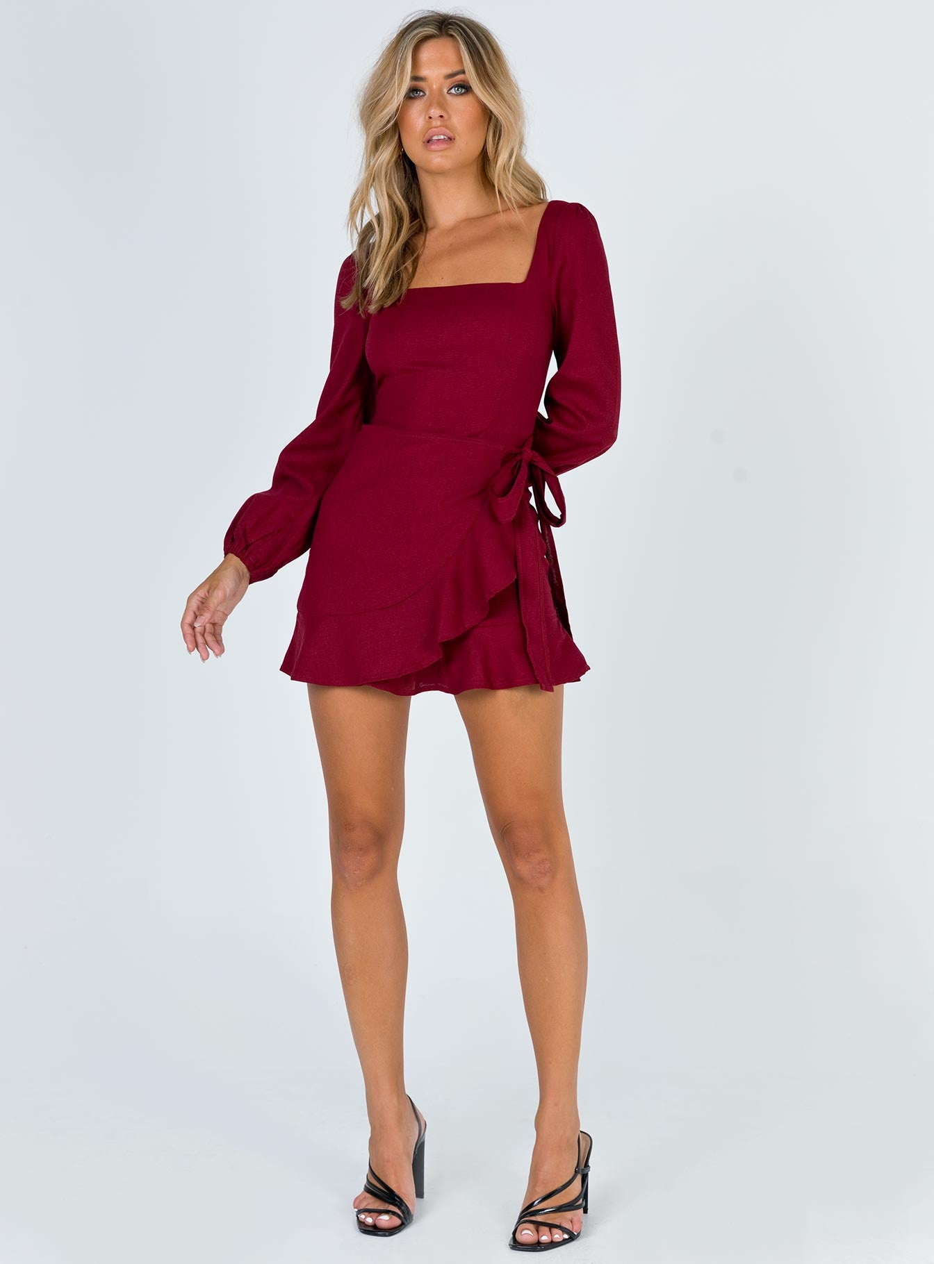 The Villa Mini Dress