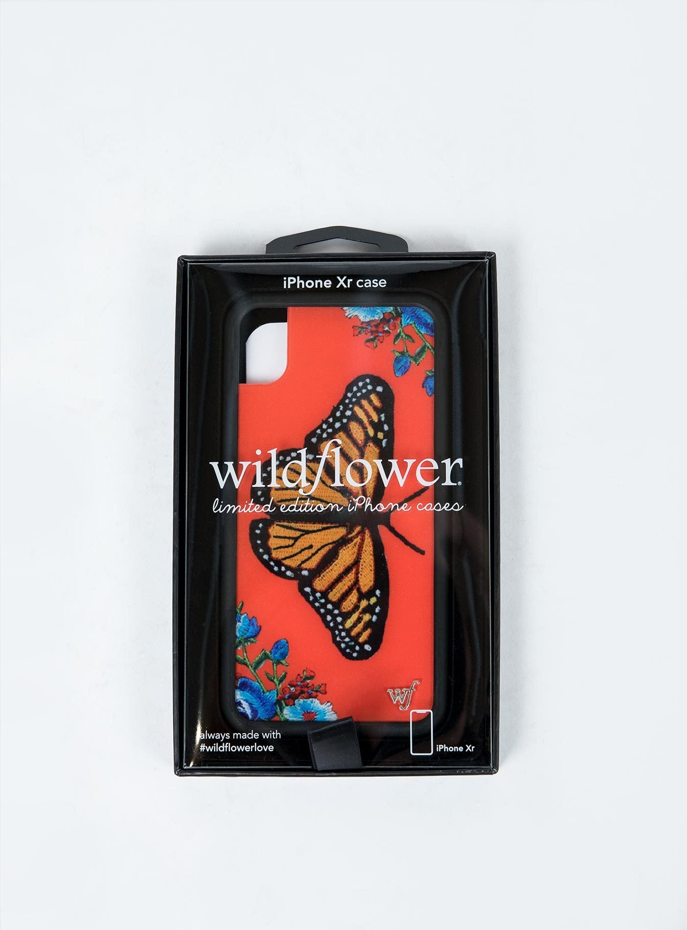 Wildflower Butterfly Iphone Xr Case Princess Polly Usa