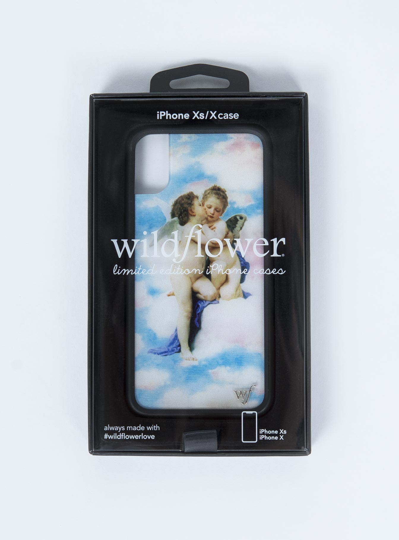 Wildflower Angels iPhone X/XS Case