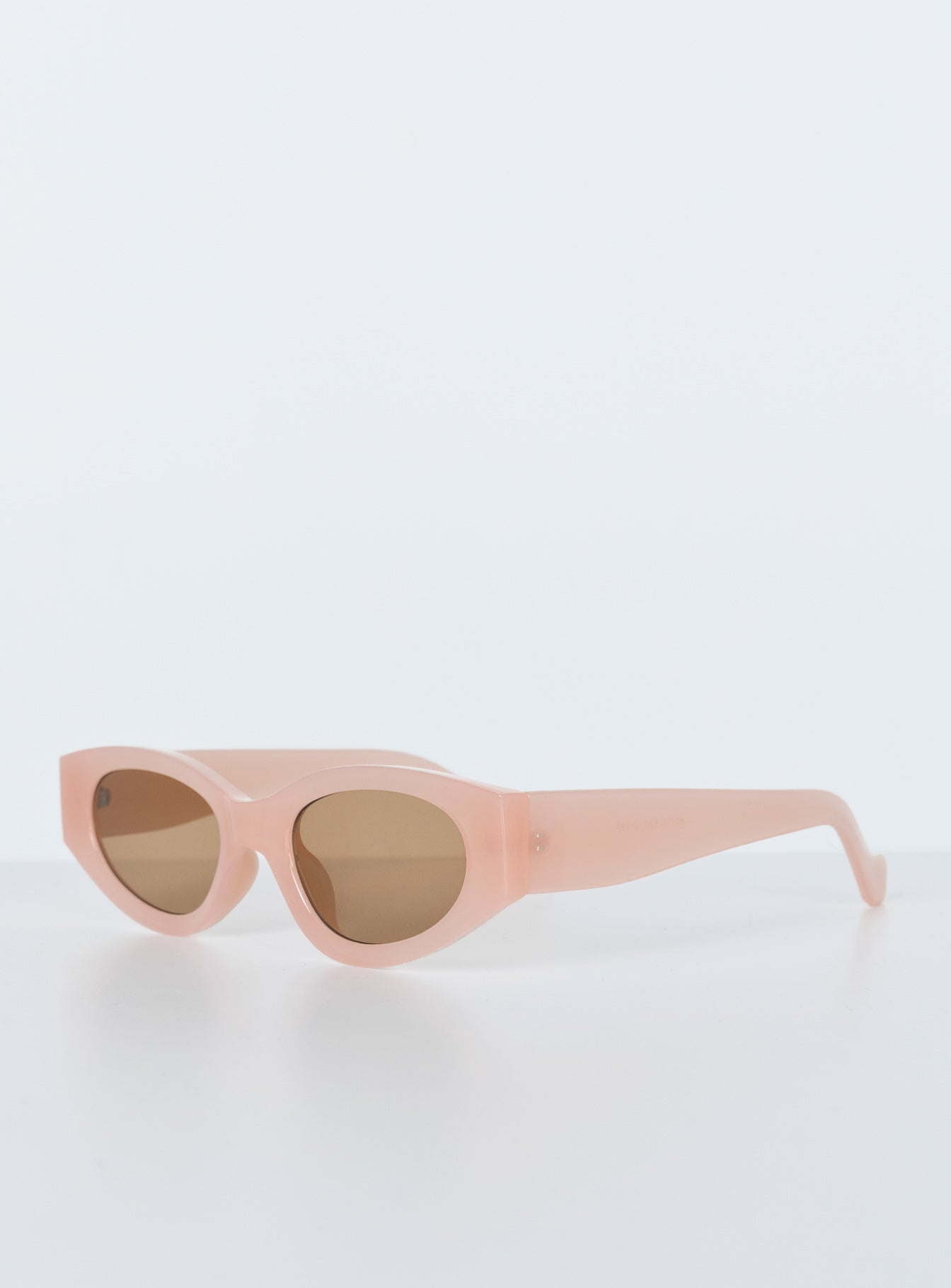Hamilton Sunglasses Peach