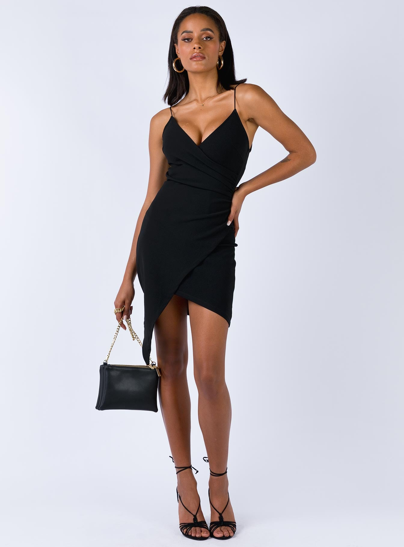 Fetching Phoenix Mini Dress Black