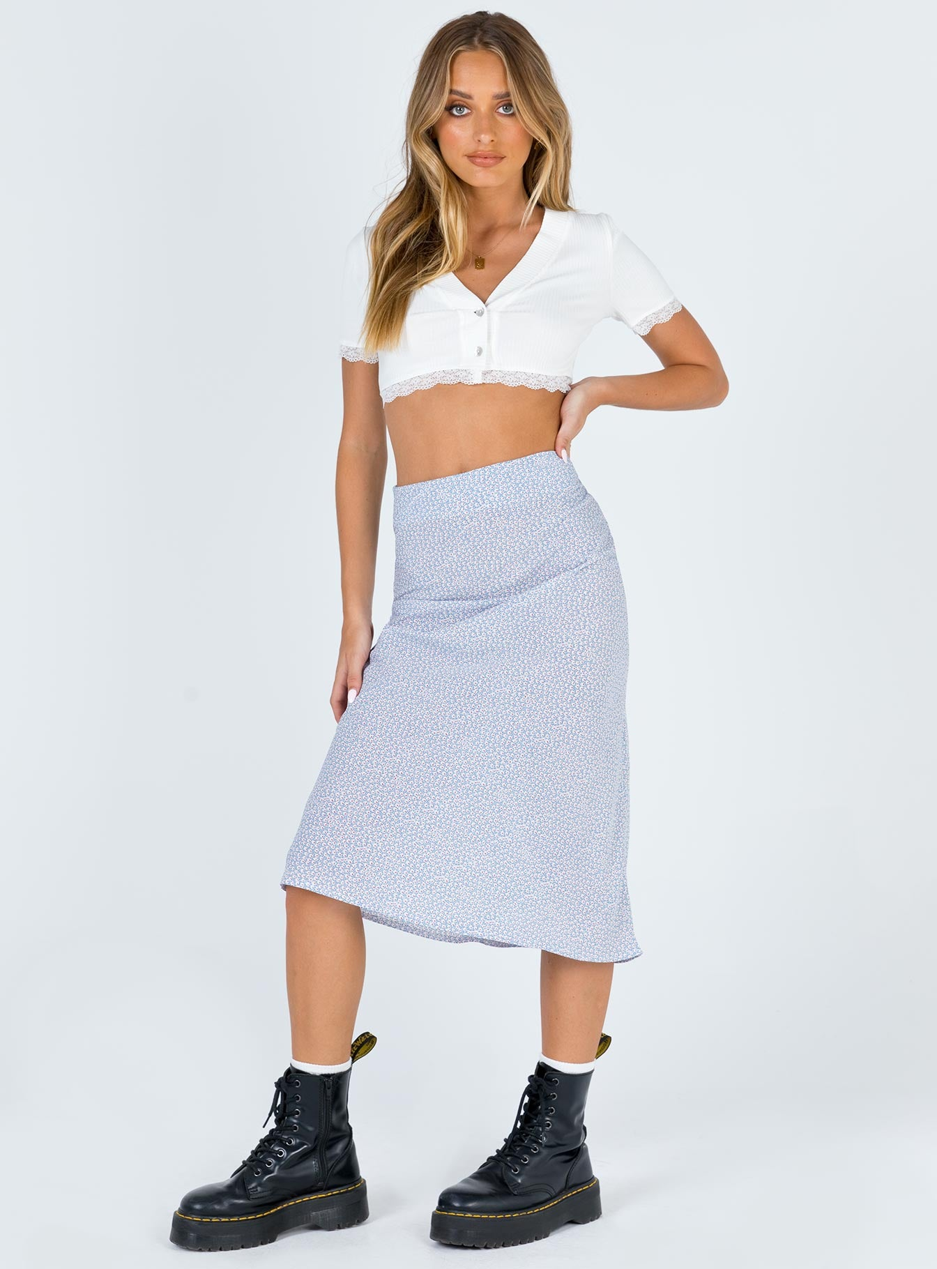 Francisca Crop Top