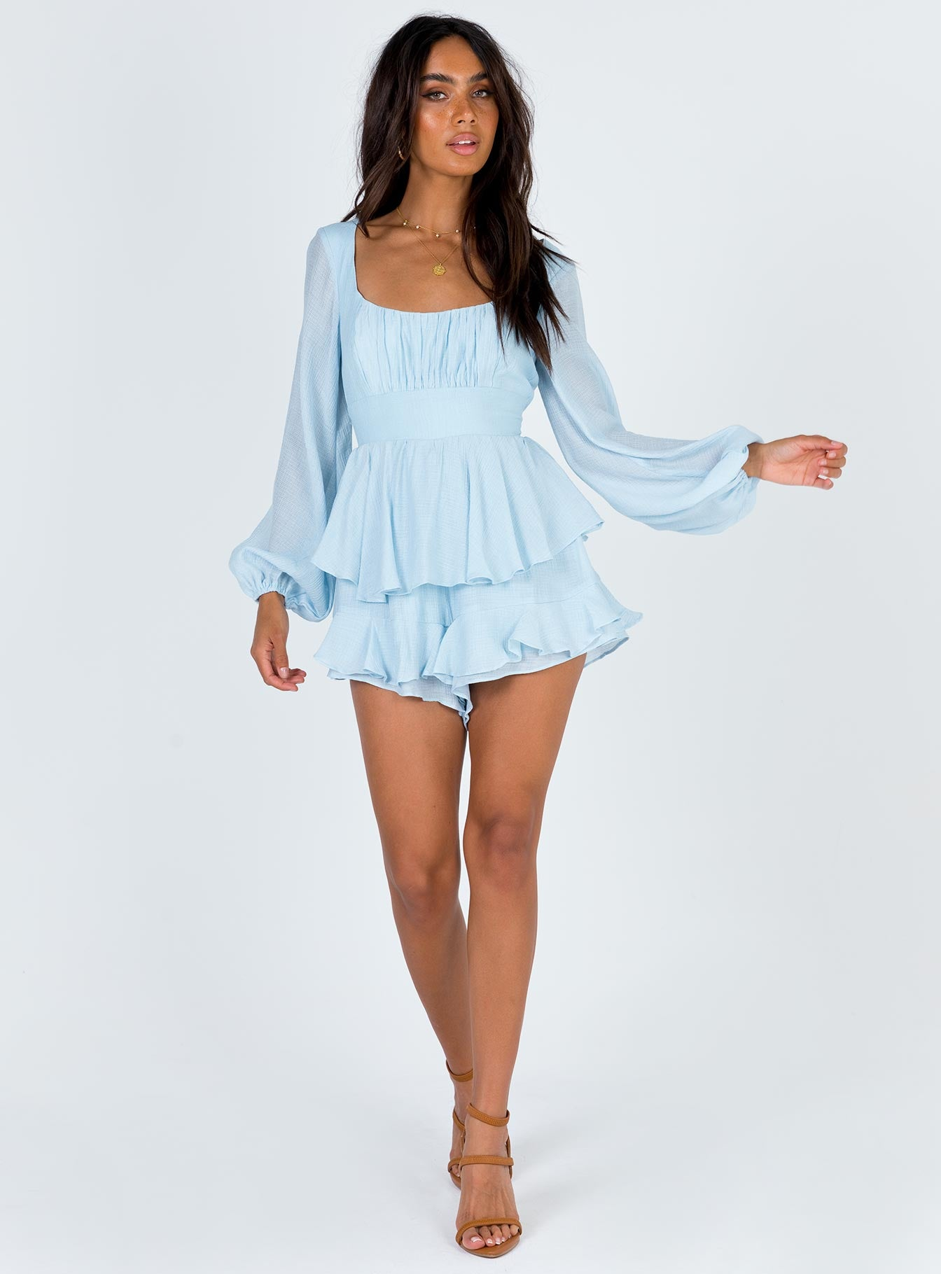 The Sundara Playsuit