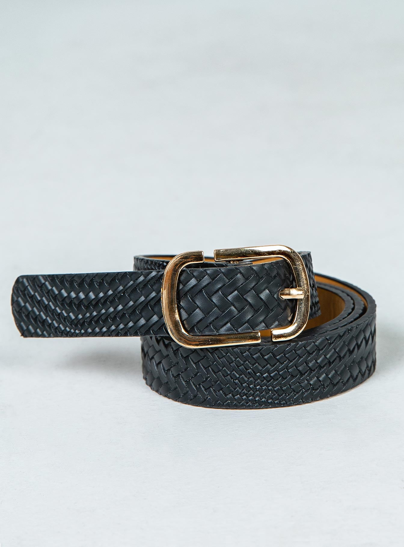 Tuesday Blues Belt Black / Gold