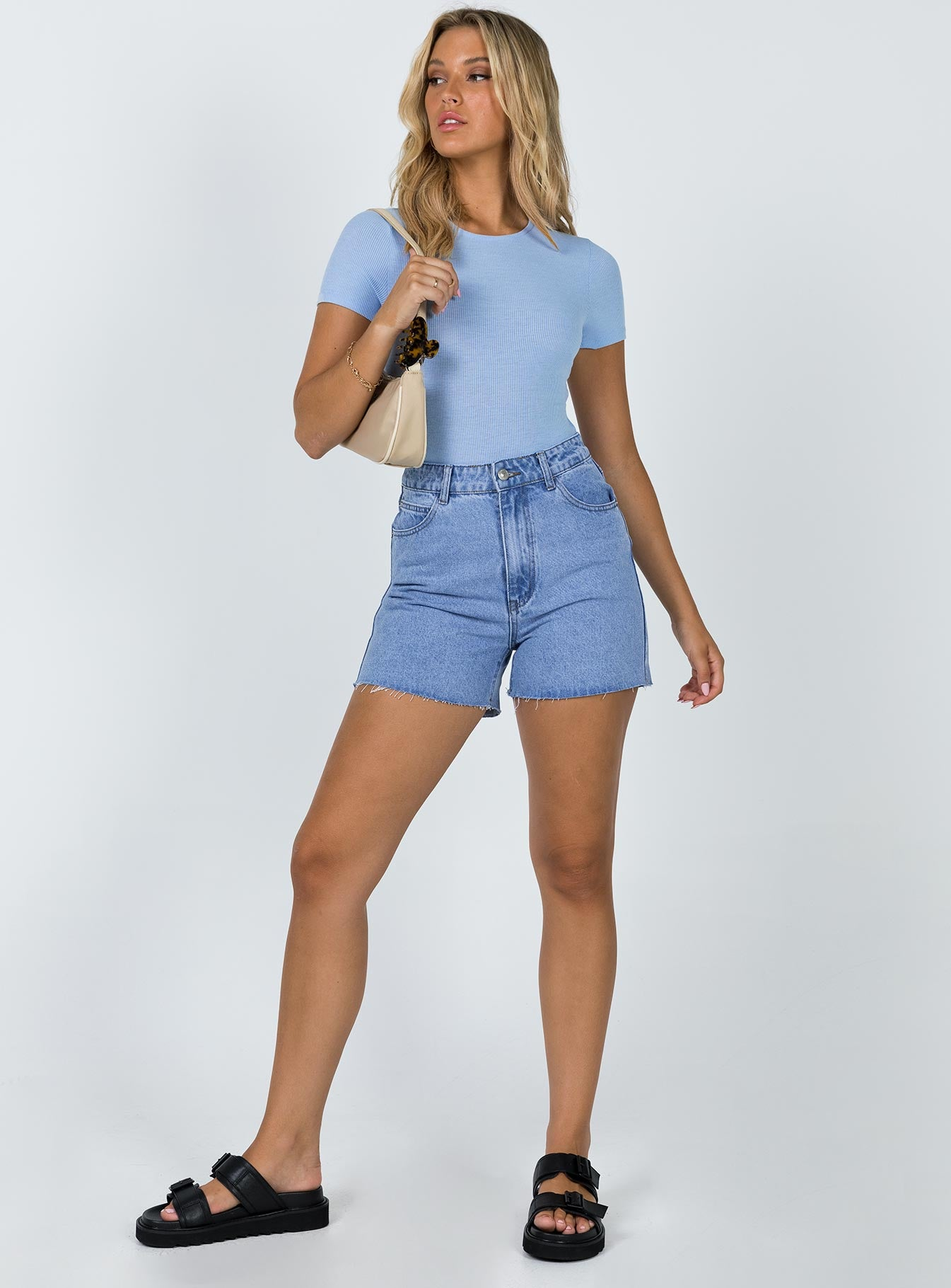 Tilly Bodysuit Blue