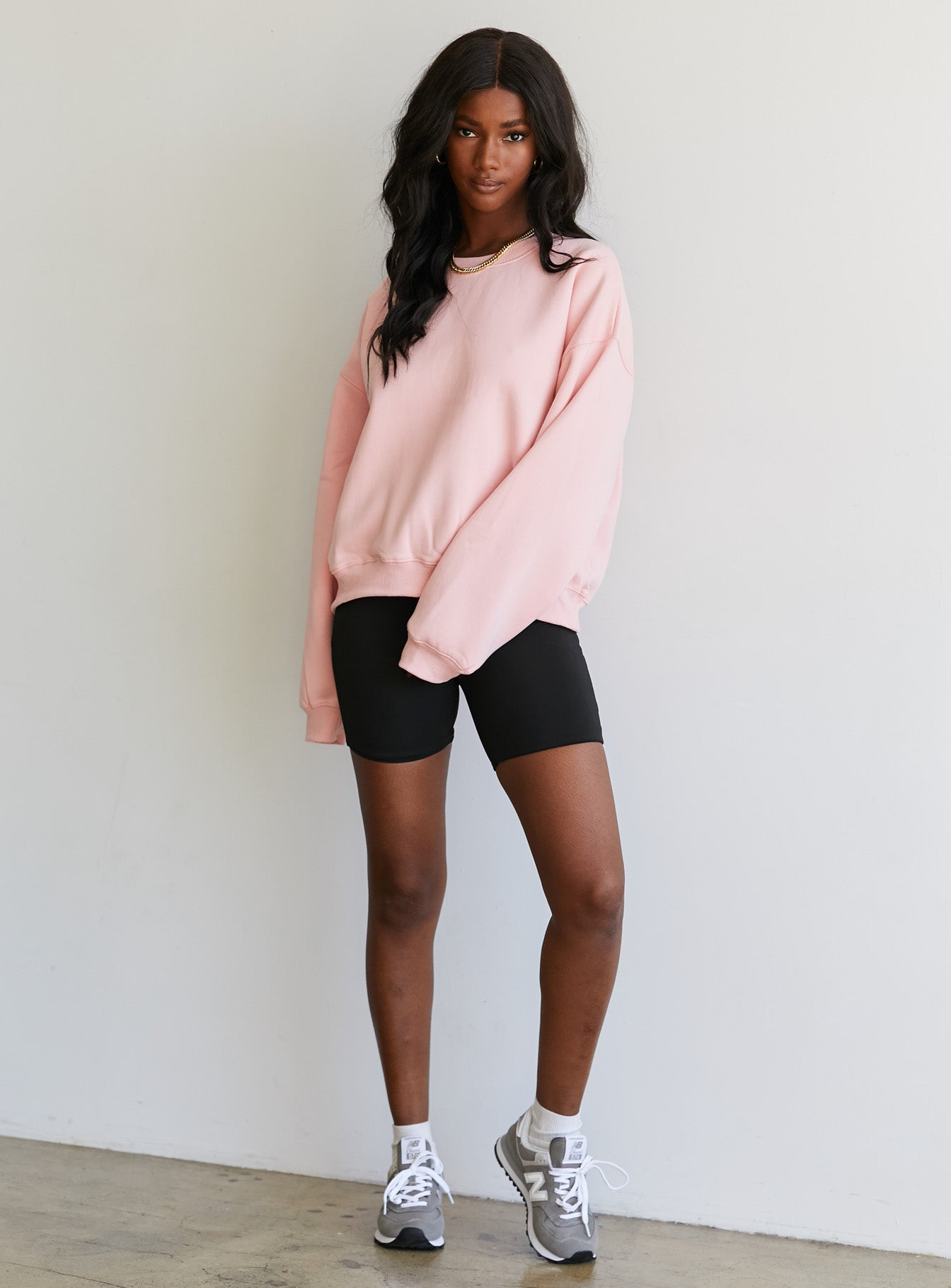 Mollie Sweater Pink
