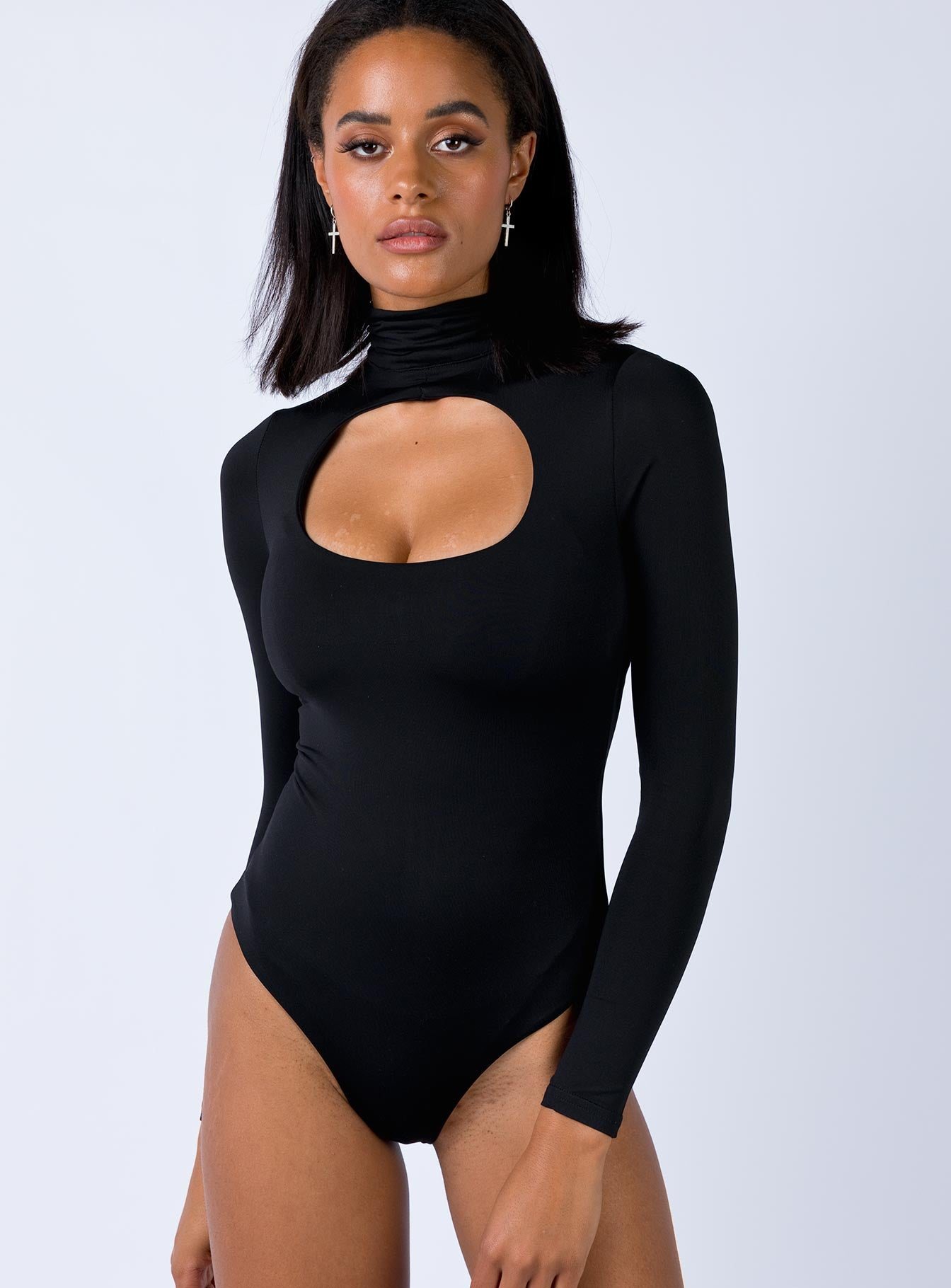 Lukis Bodysuit Black