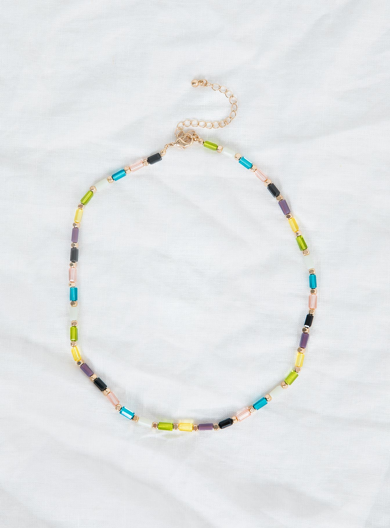Keeley Beaded Necklace