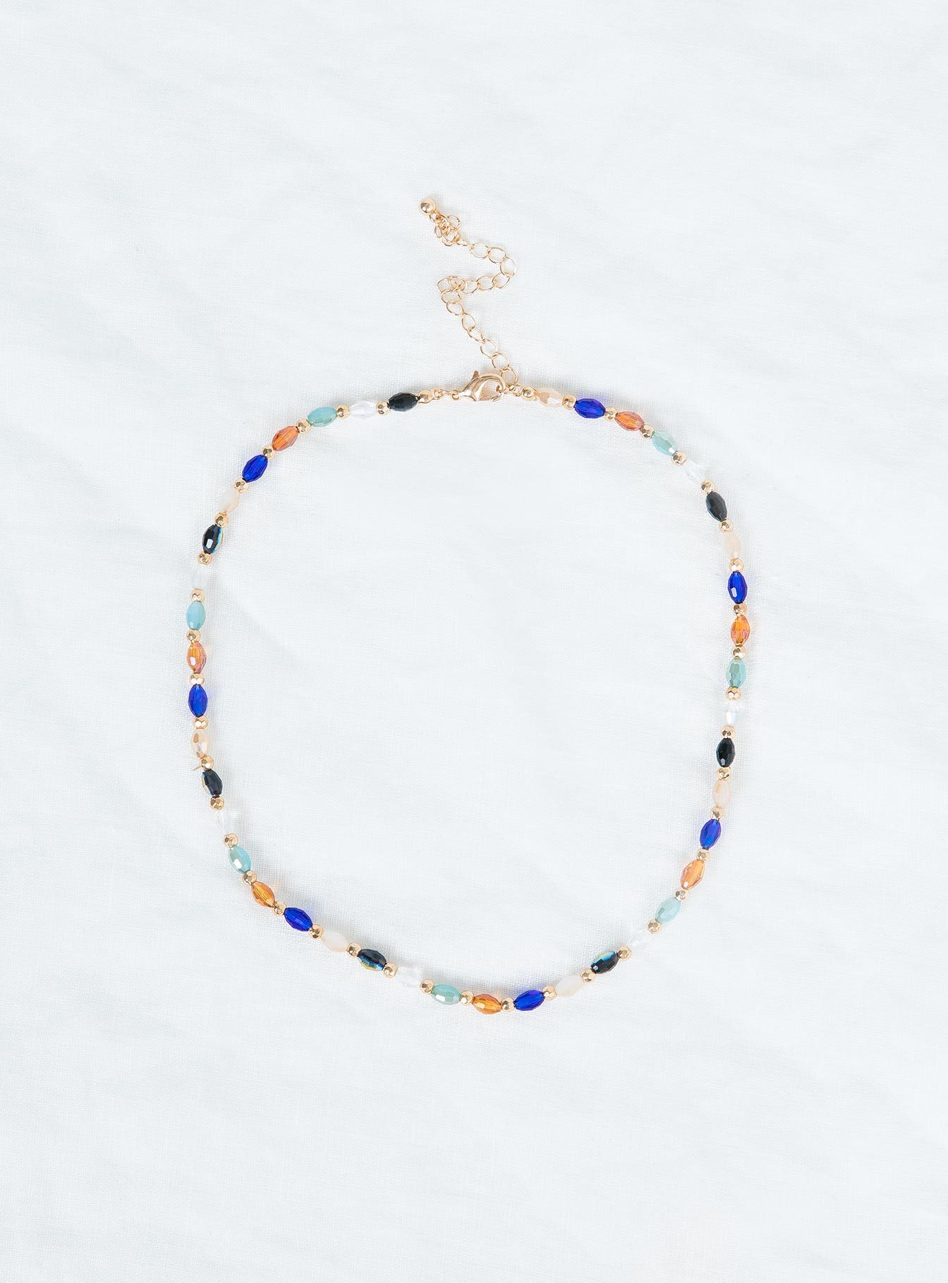 Nadia Beaded Necklace