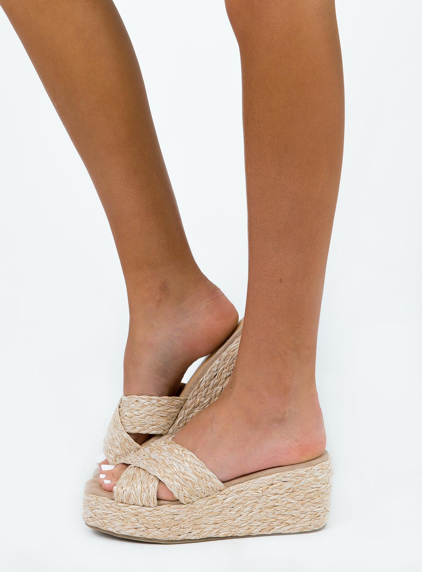 Therapy Maple Heels Natural