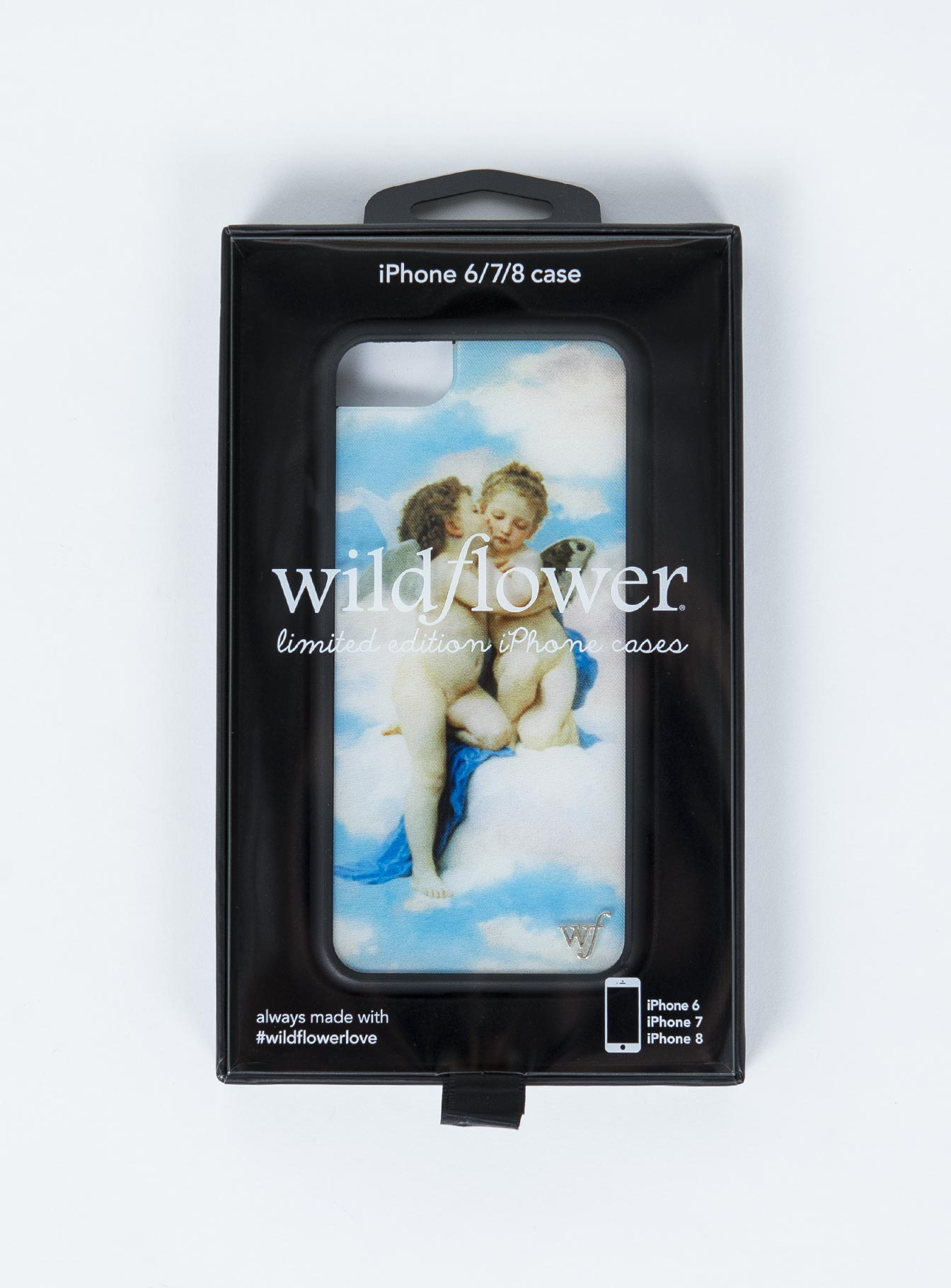 Wildflower Angels iPhone 6/7/8 Case