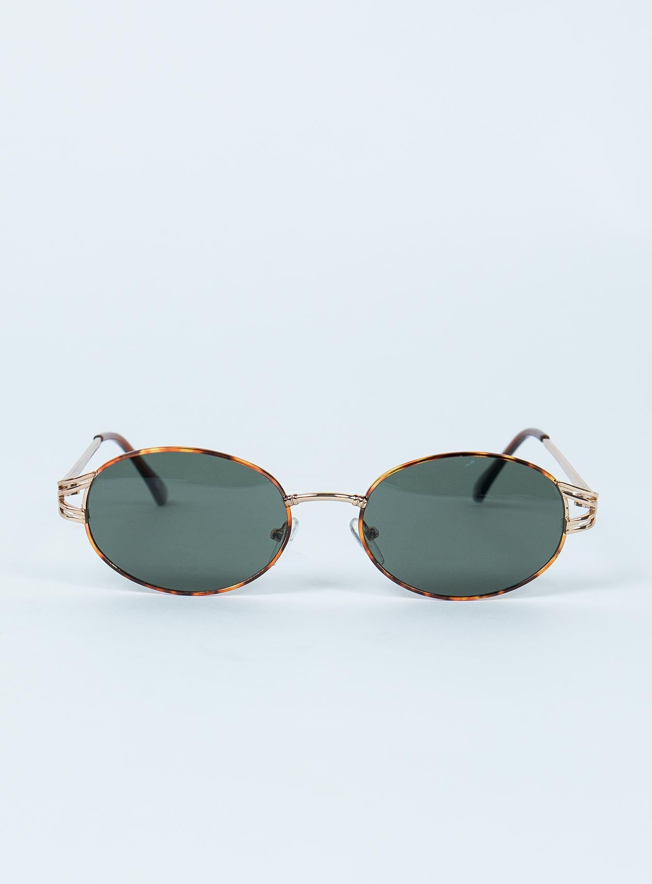 Minkpink Tough Love Sunglasses Gold