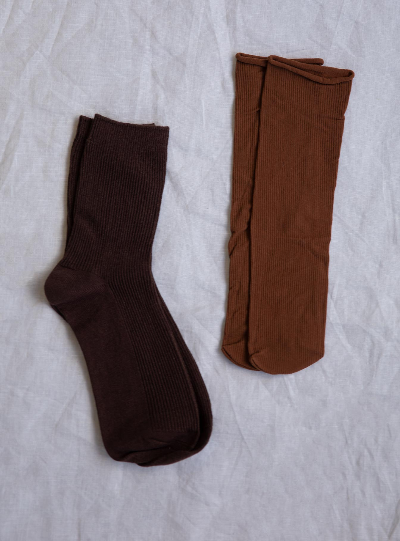 Slinky & Sporty Sock Pack Chocolate