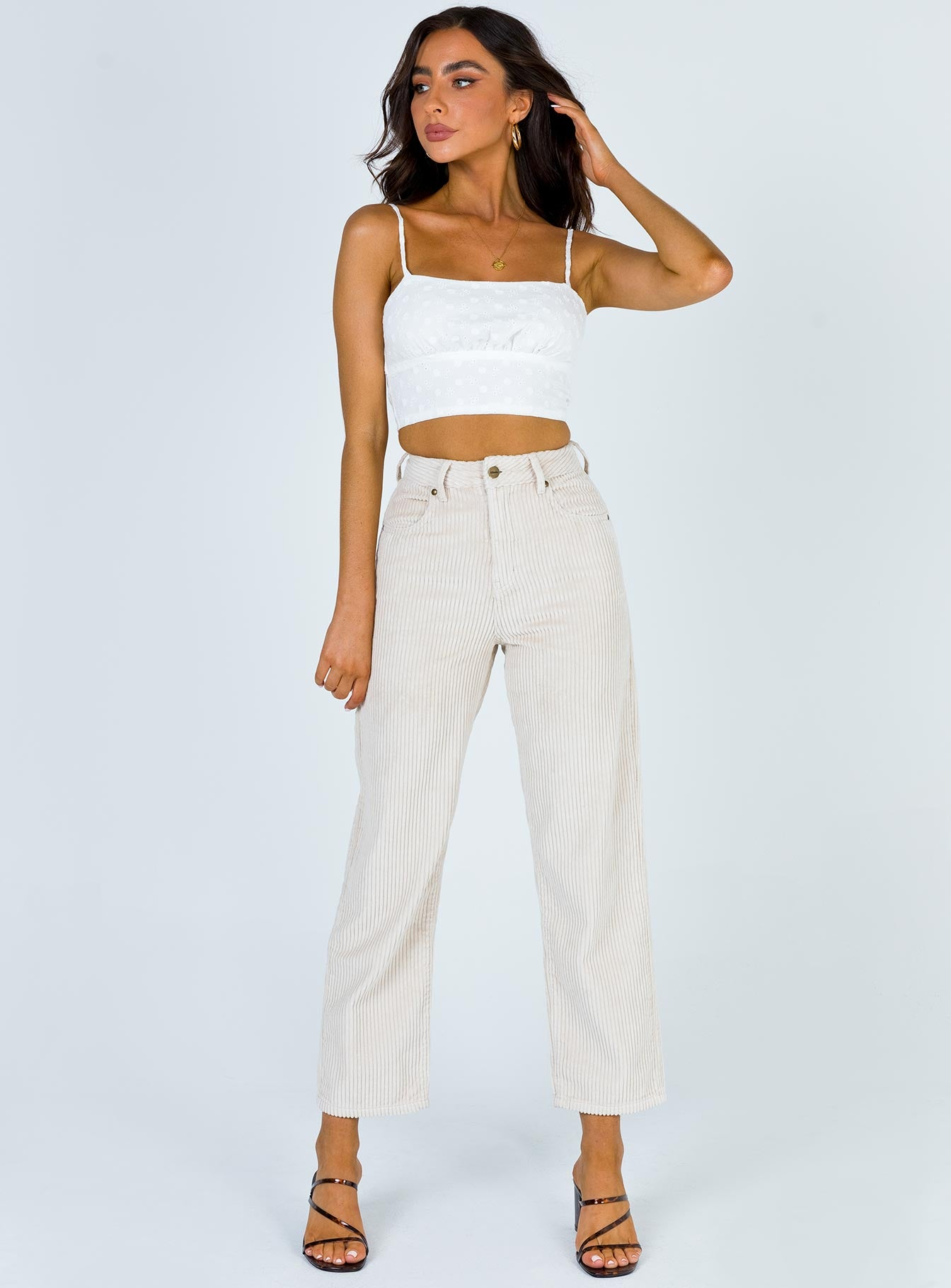 Laia Crop Top