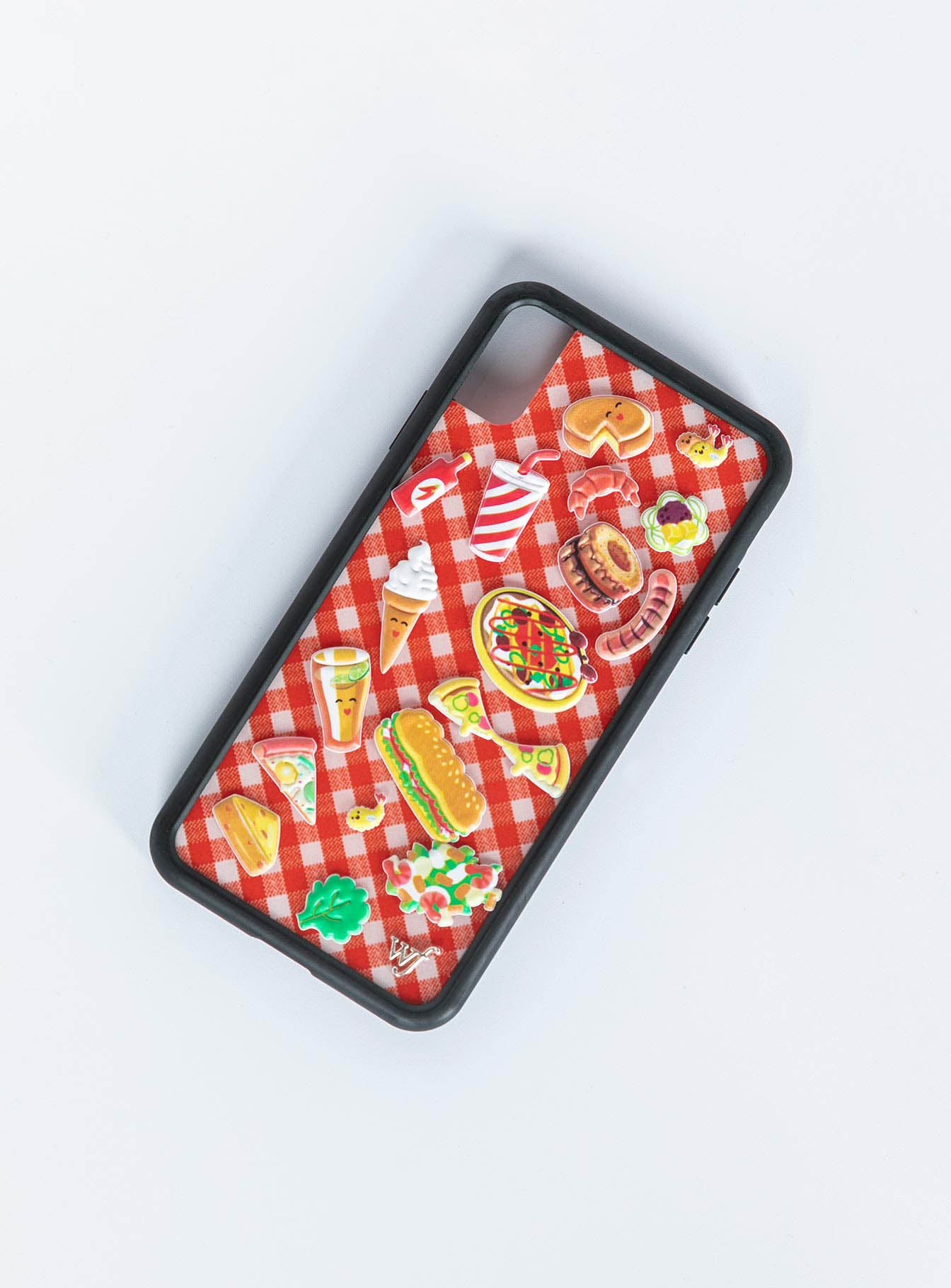 Wildflower Pizzeria iPhone XS Max Case