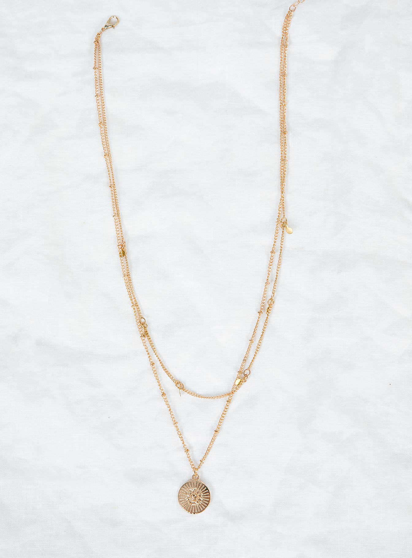 Teysia Layered Necklace