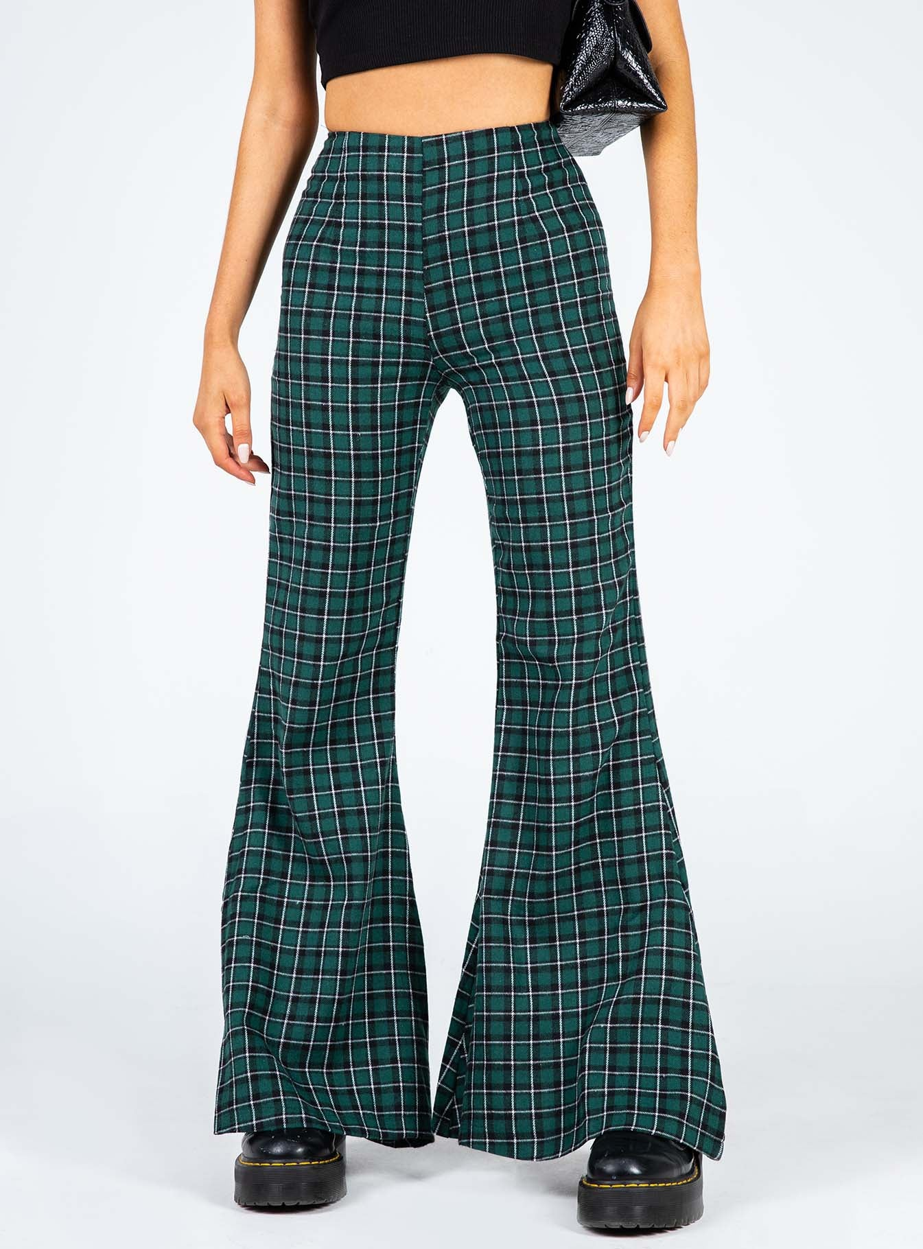 Teagan Pants Green
