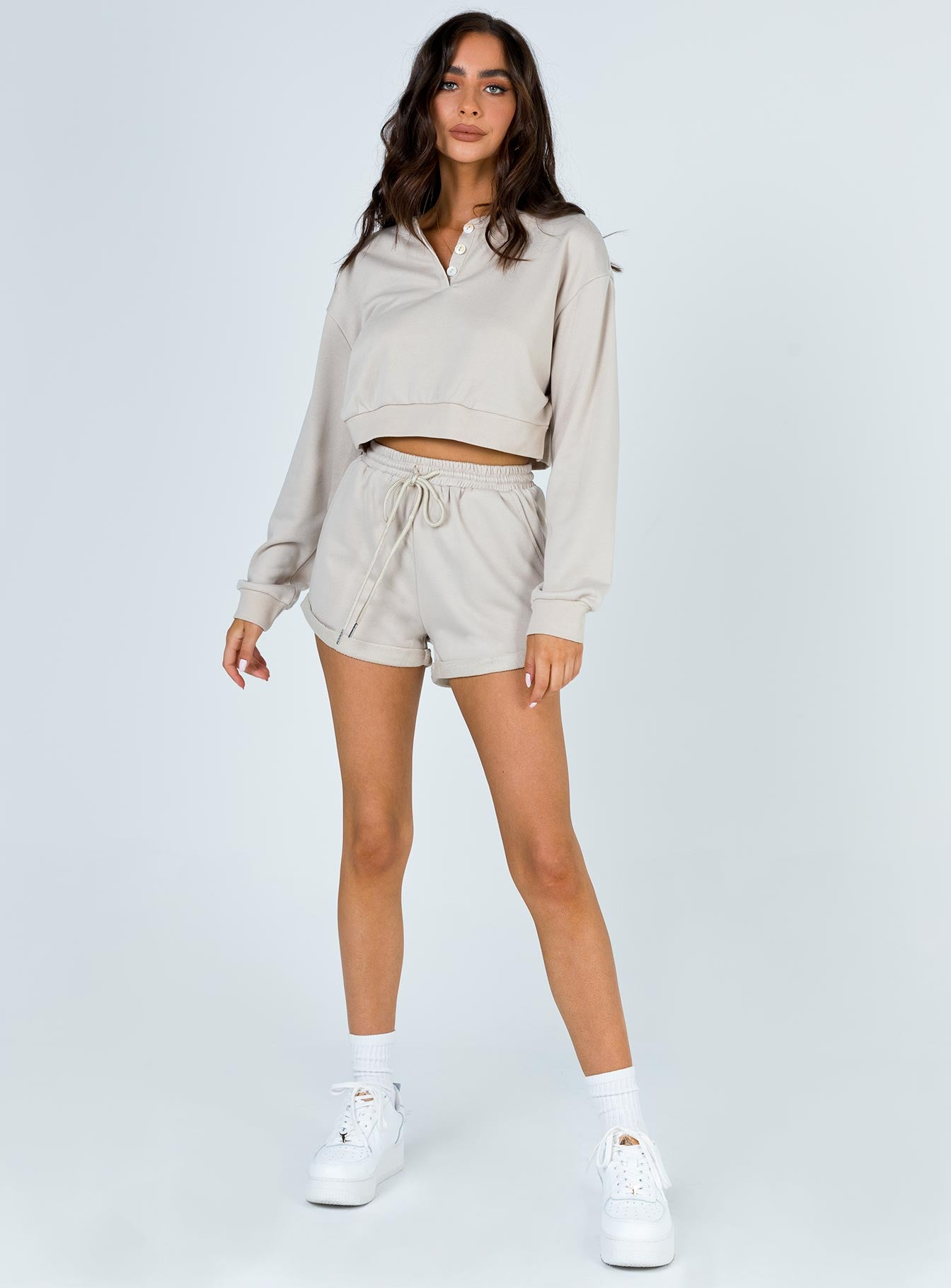 Rise & Lounge Sweater