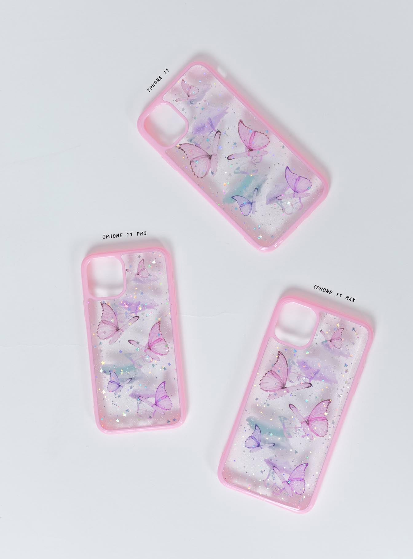 She Is Bae iPhone Case Pink