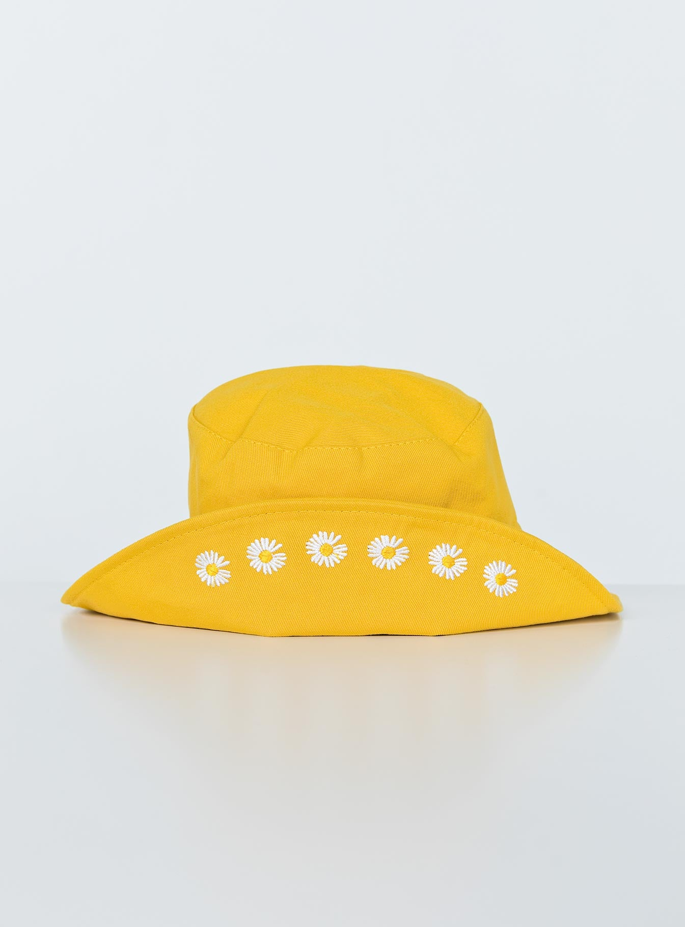 Calippo Bucket Hat Yellow