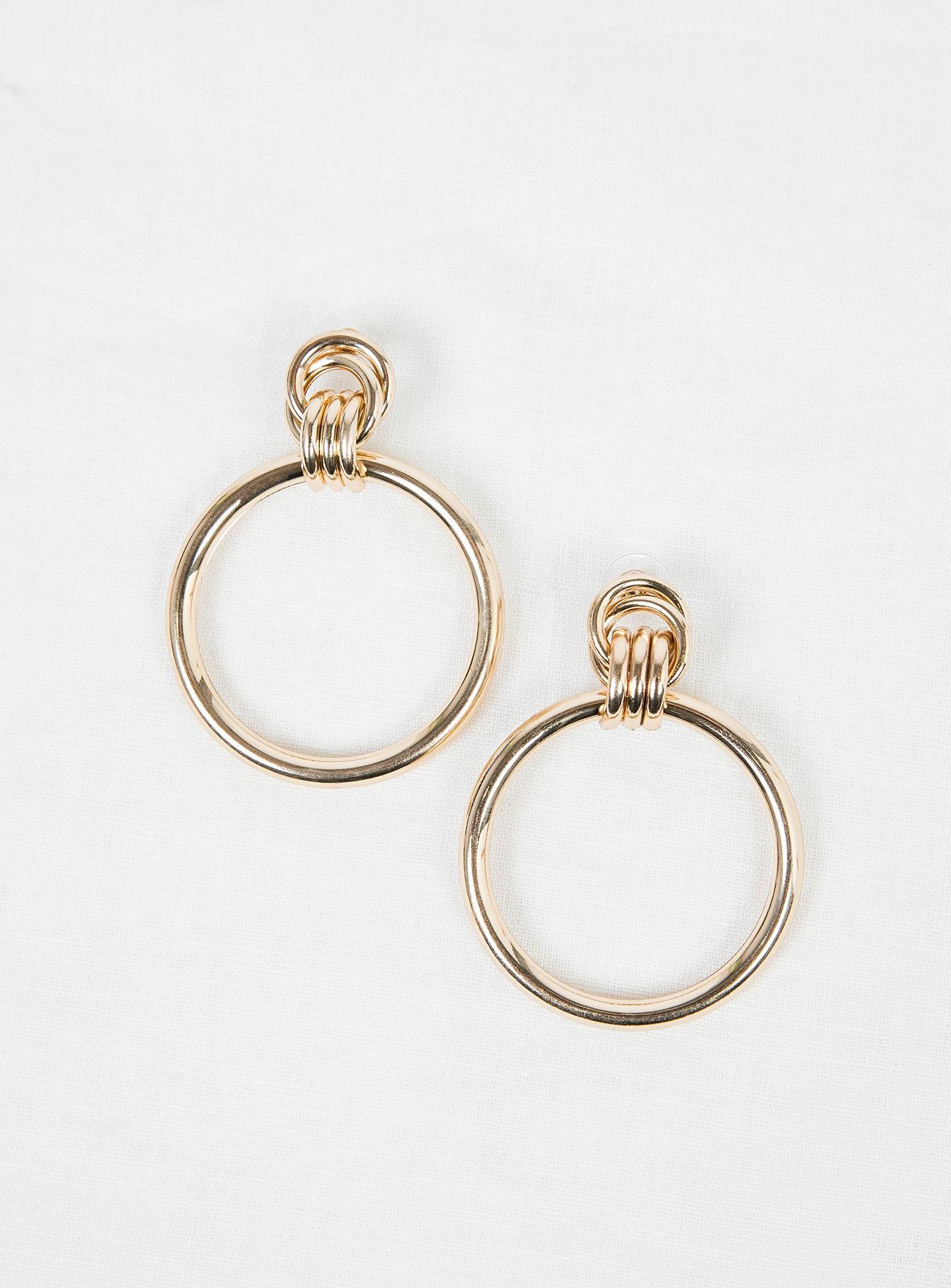 Nailey Earrings Gold