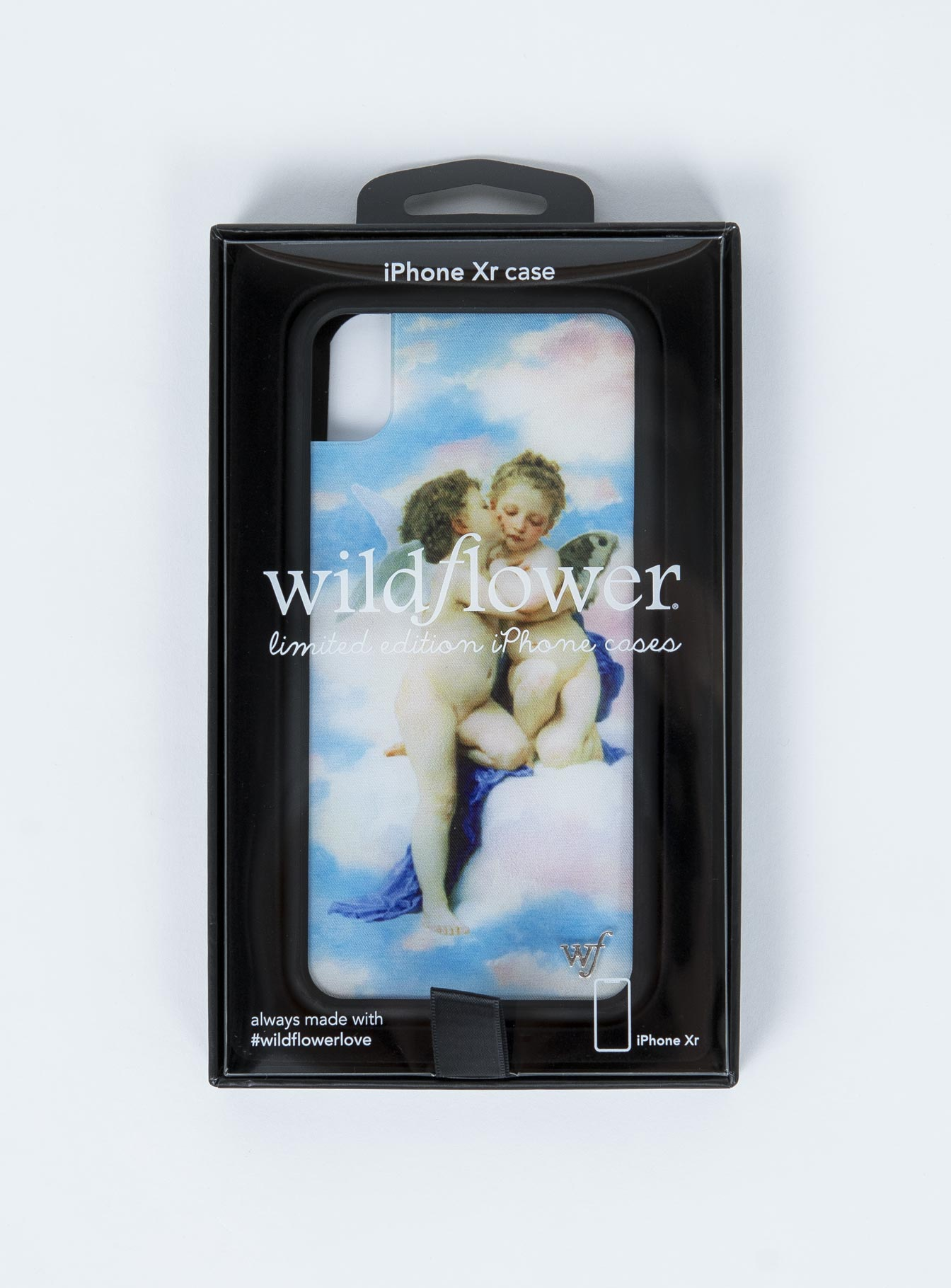 Wildflower Angels iPhone XR Case