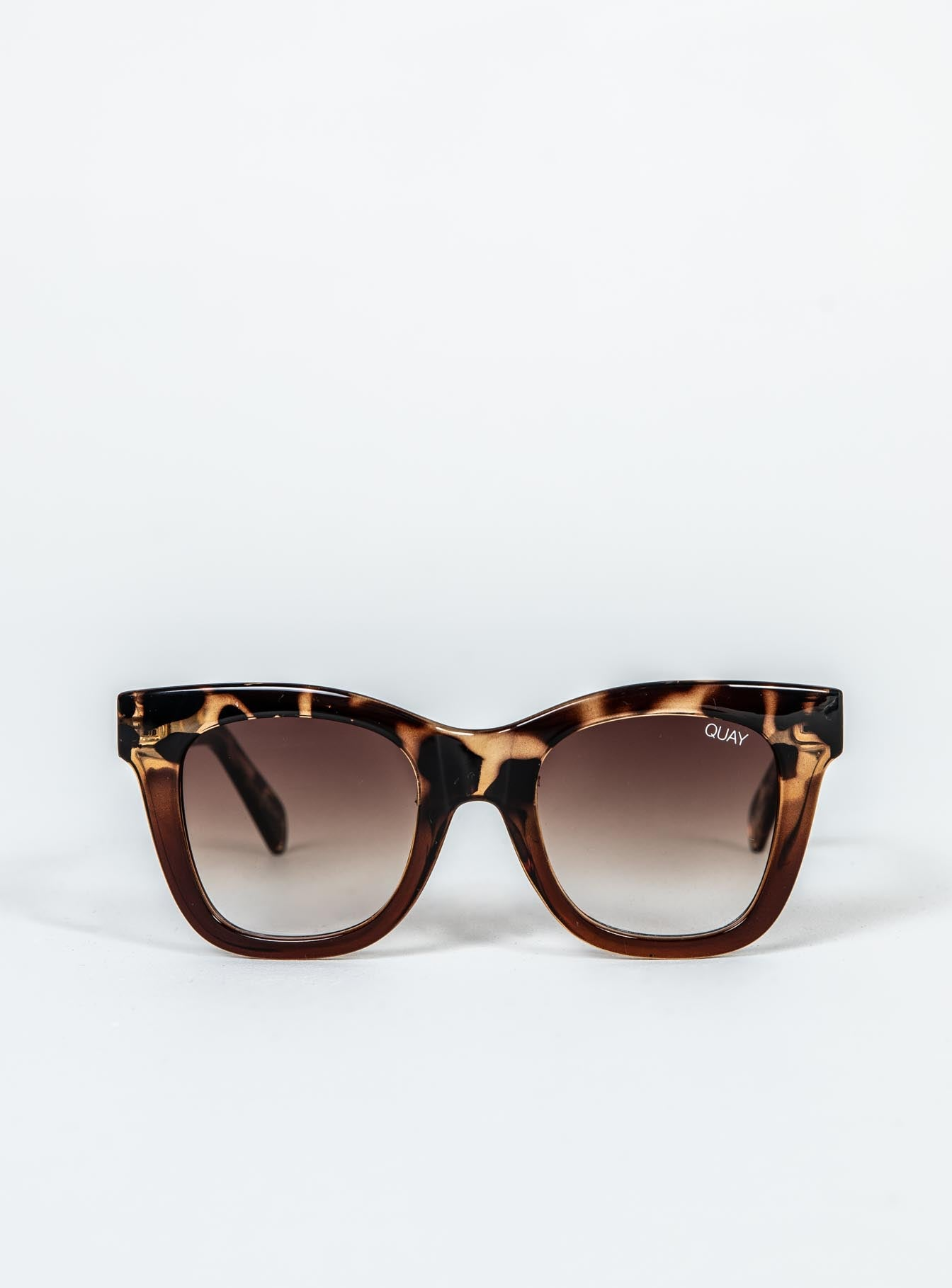 Quay Australia After Hours Sunglasses Tort/Brown