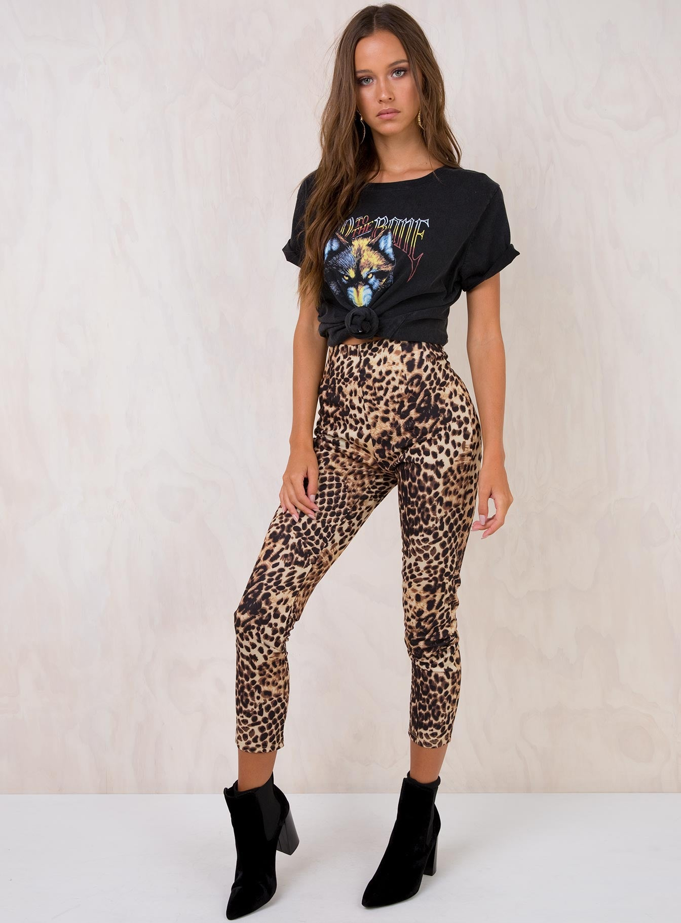 Wilder Pants Leopard