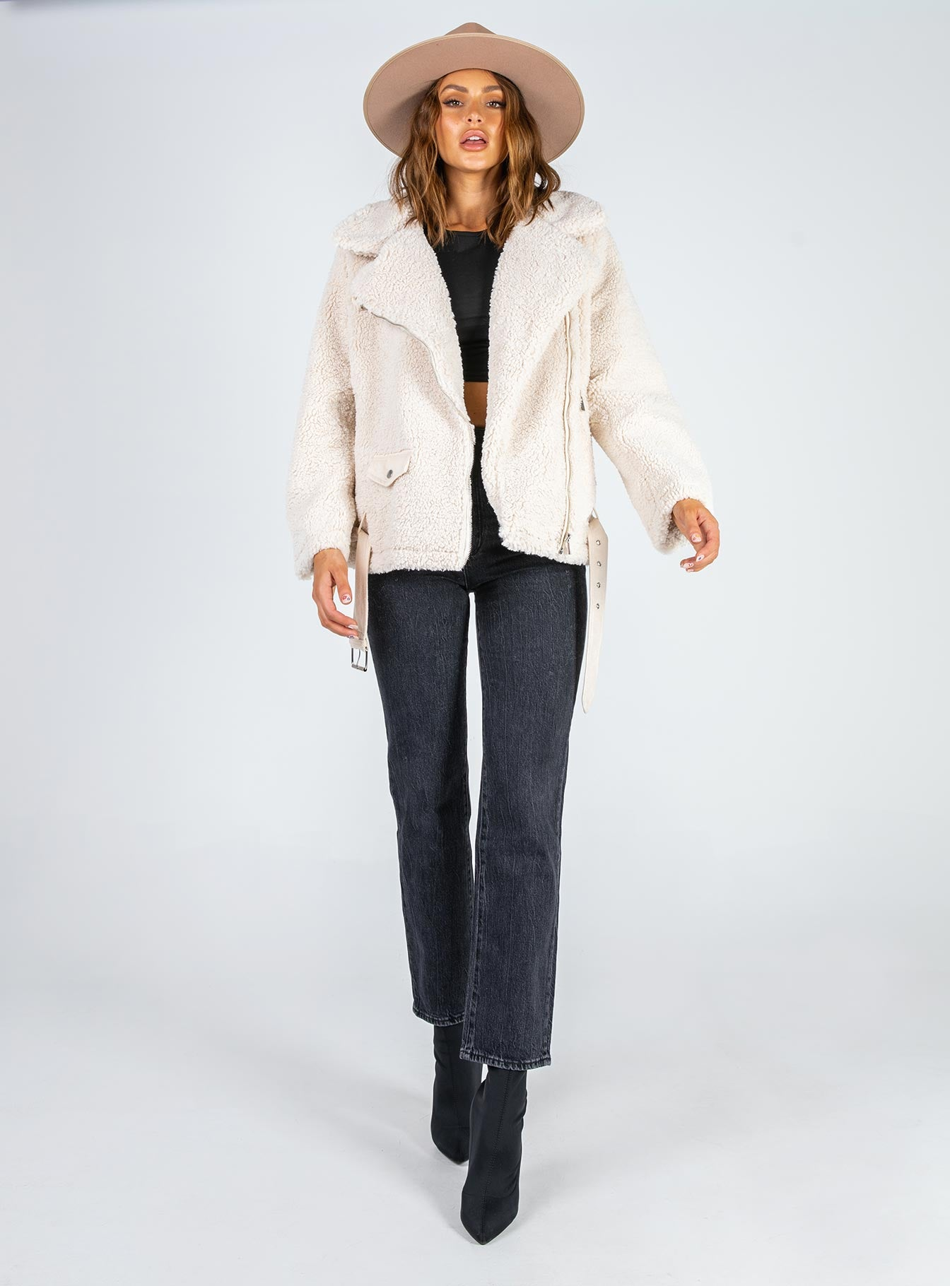 On The Road Jacket Cream