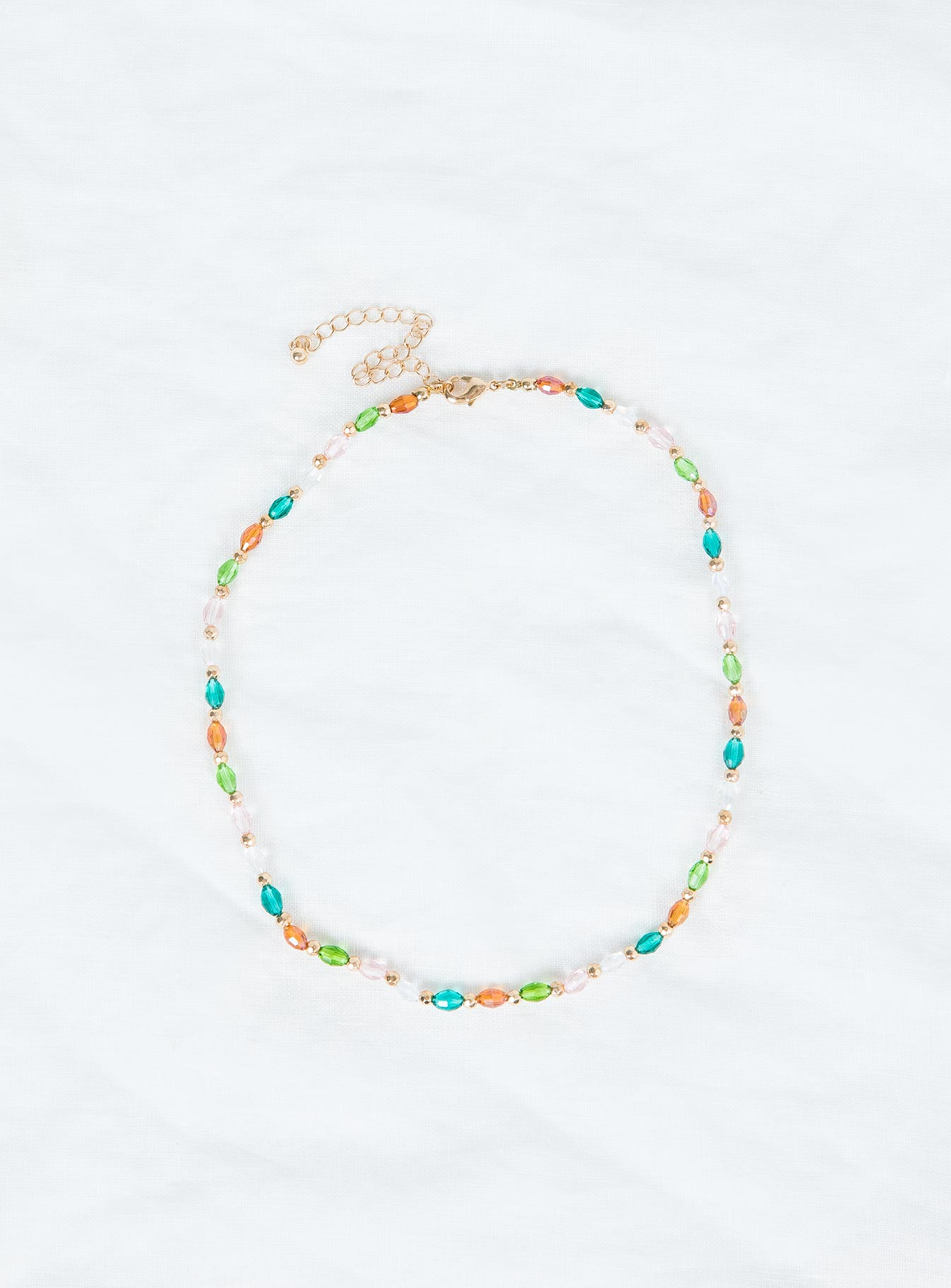 Lia Beaded Necklace