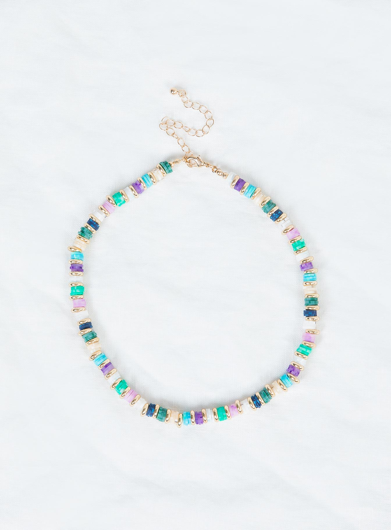 Javier Beaded Necklace