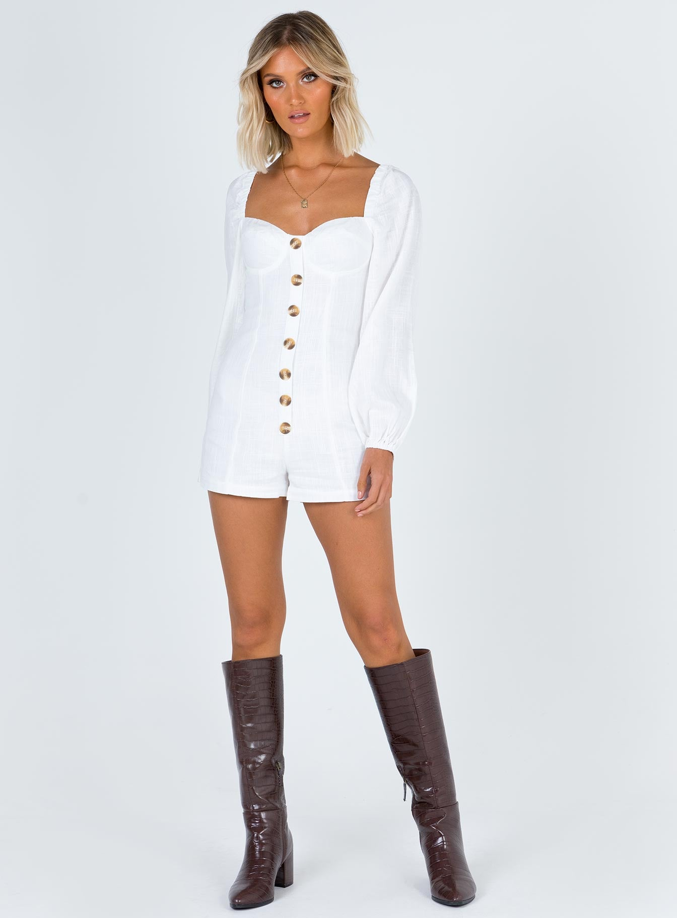 Costello Playsuit