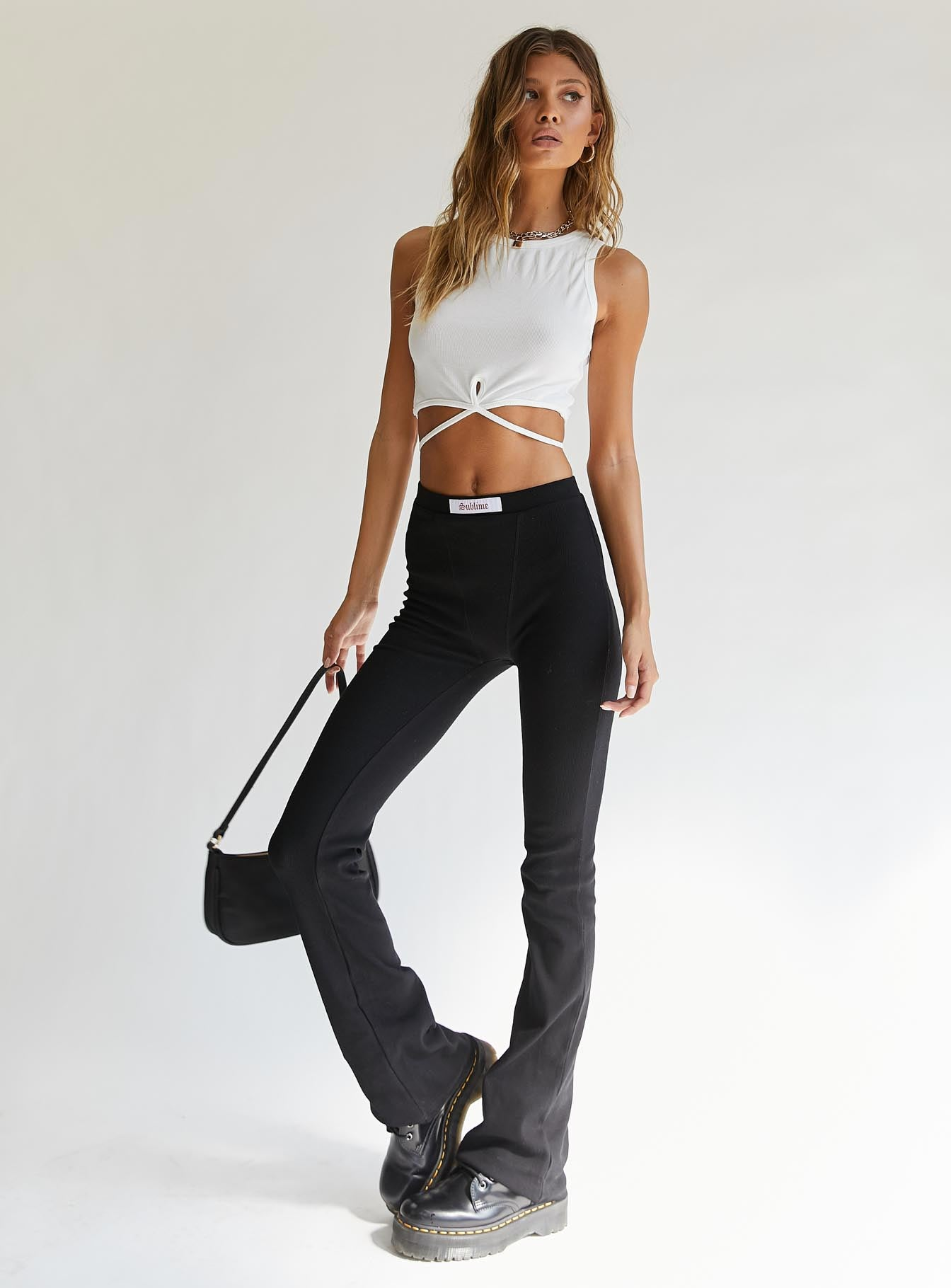 Highrack Black Sublime Rib Flares