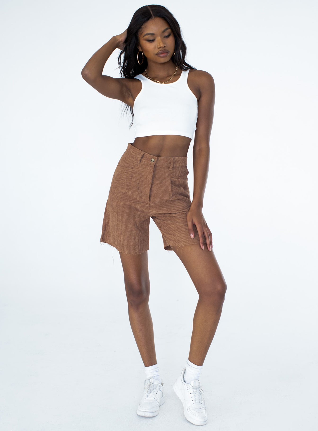 Cooper Shorts Brown