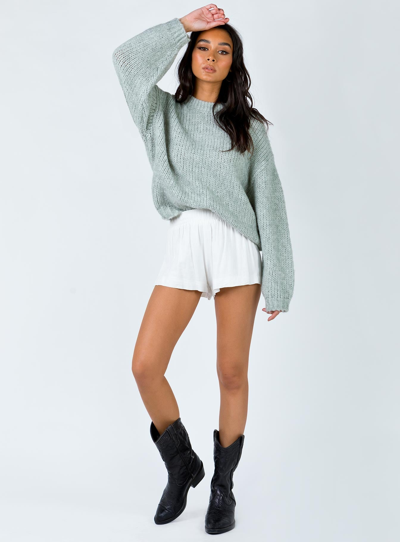 Talon Jumper Mint