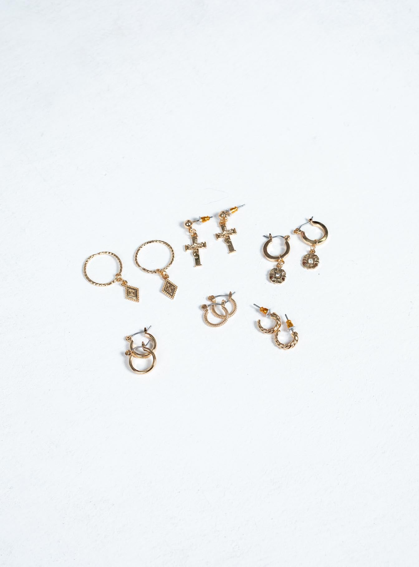 Don't Cross Me Earring Pack