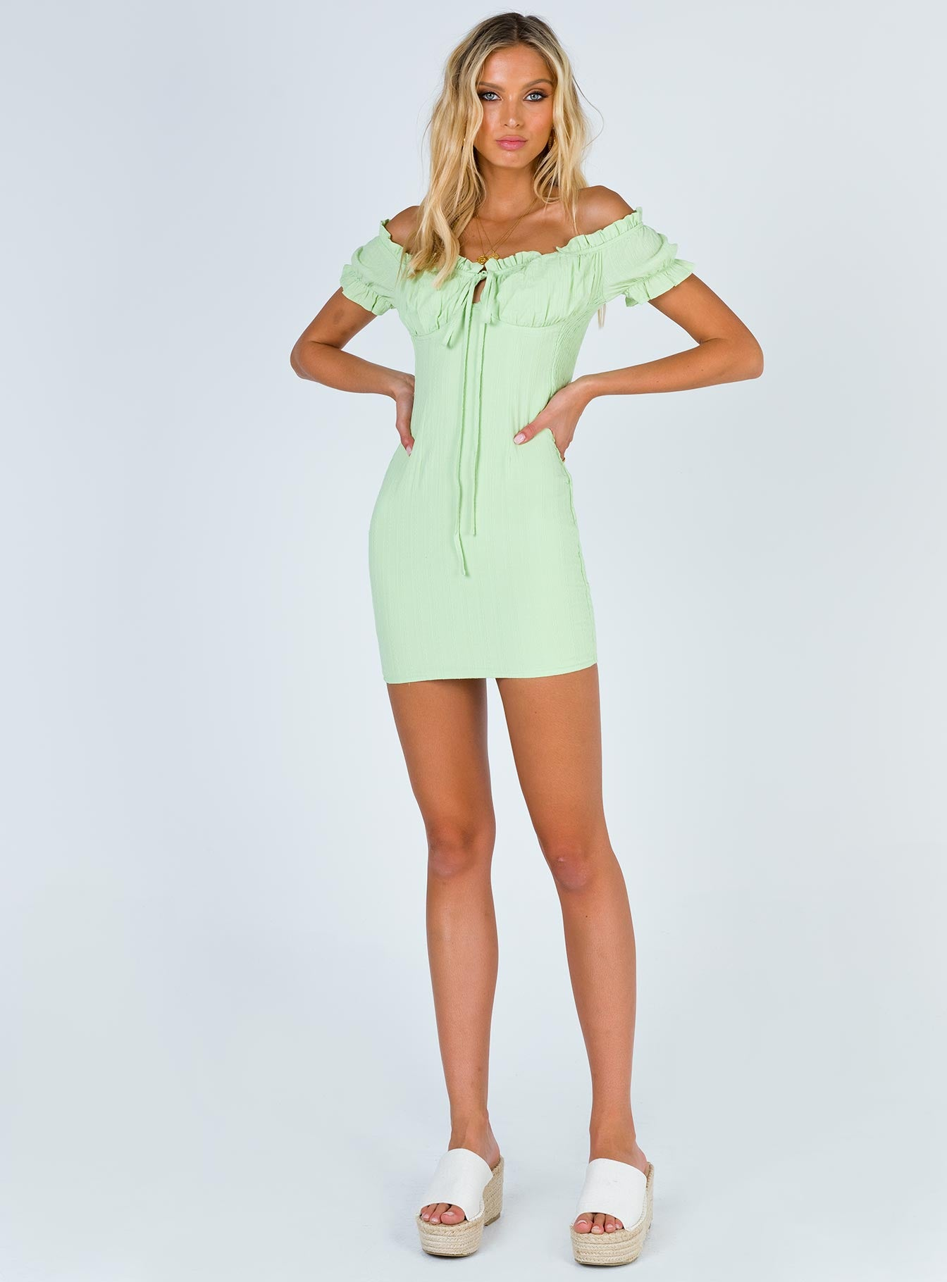 Dominica Mini Dress