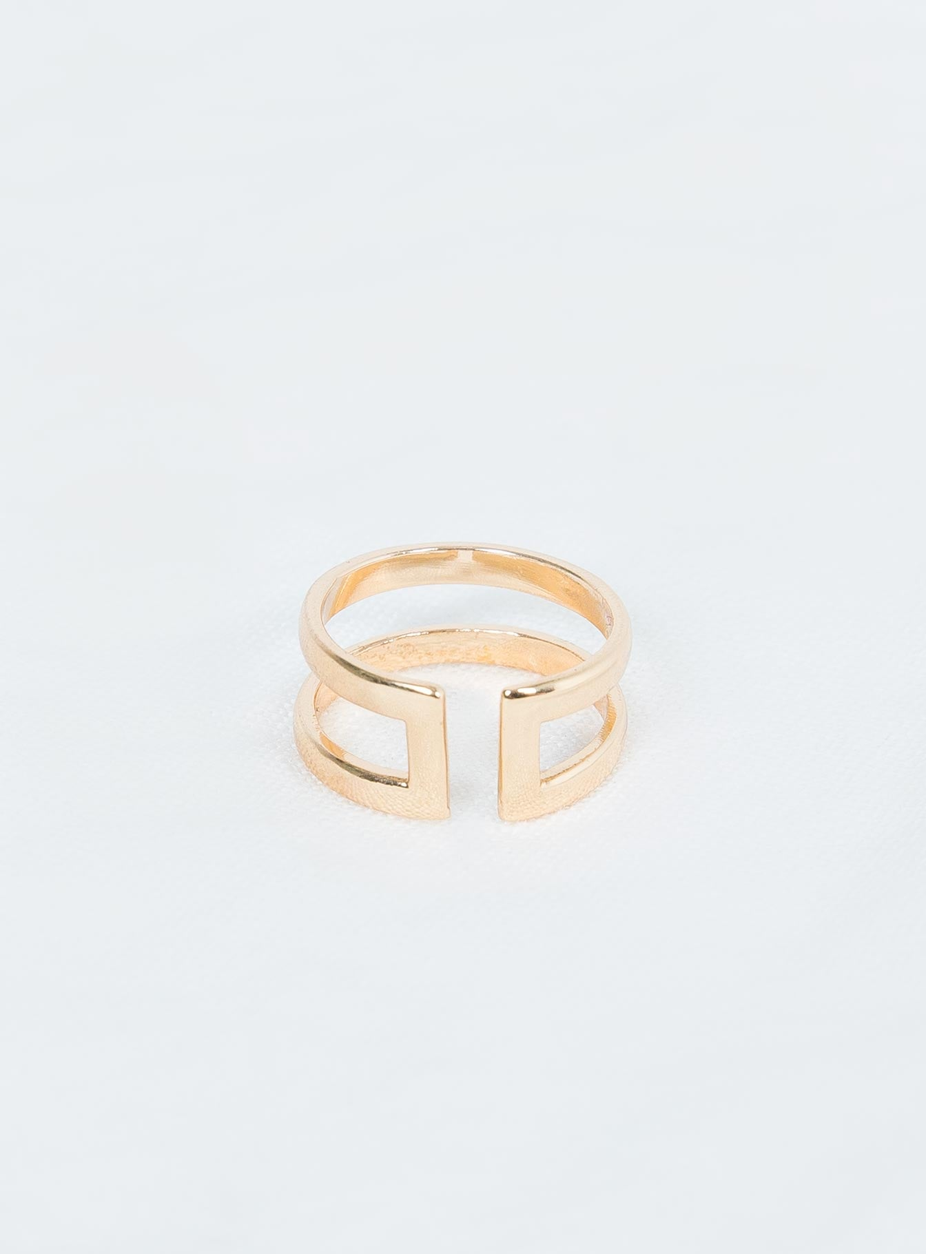 Minc Collections Barrel Ring