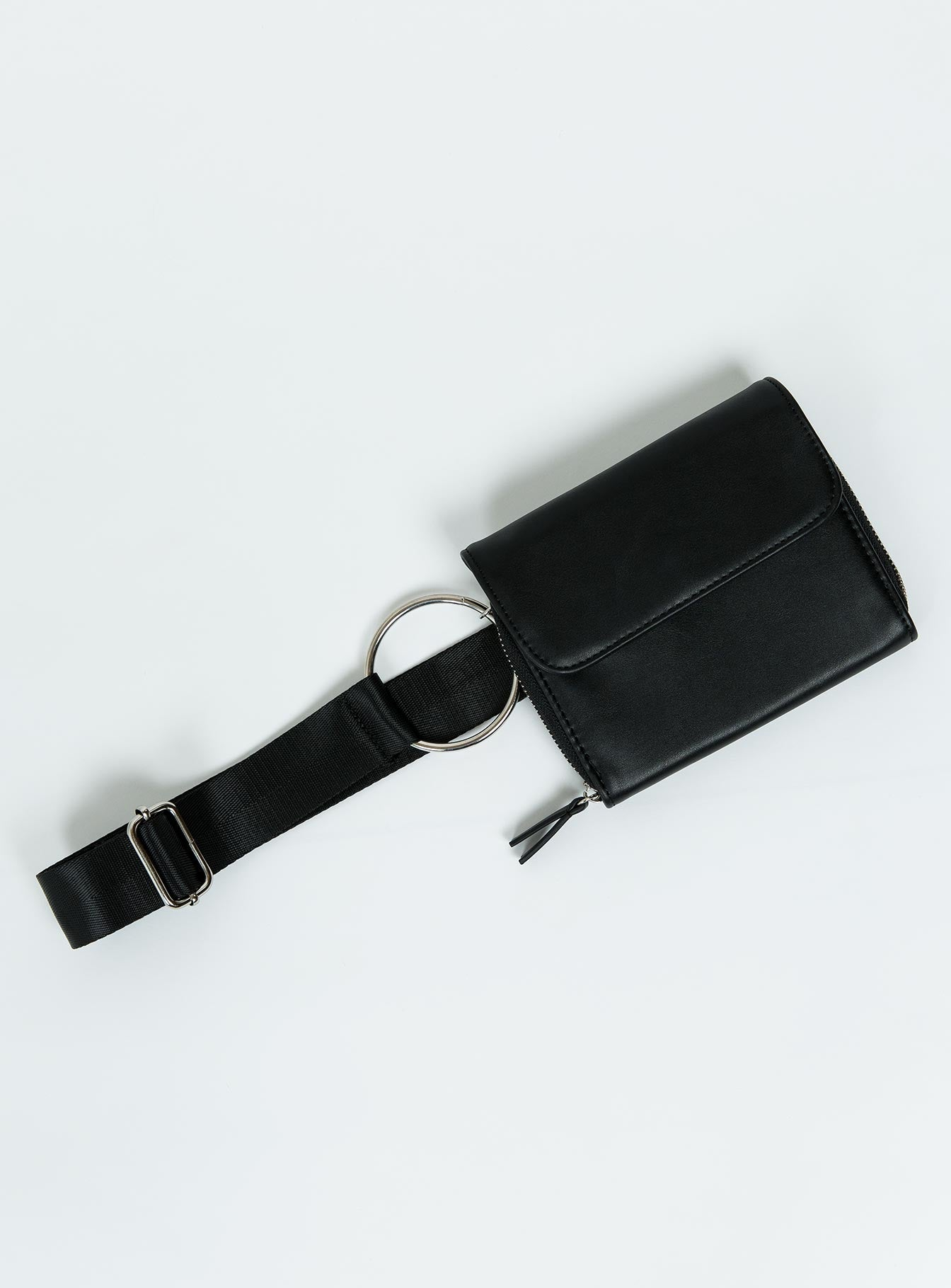 Kylie Belt Bag Black