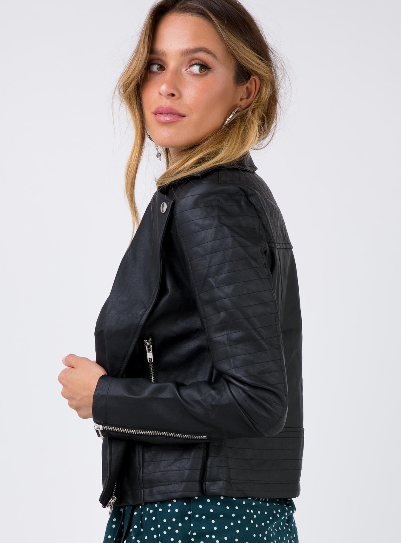 The Jax Jacket Black