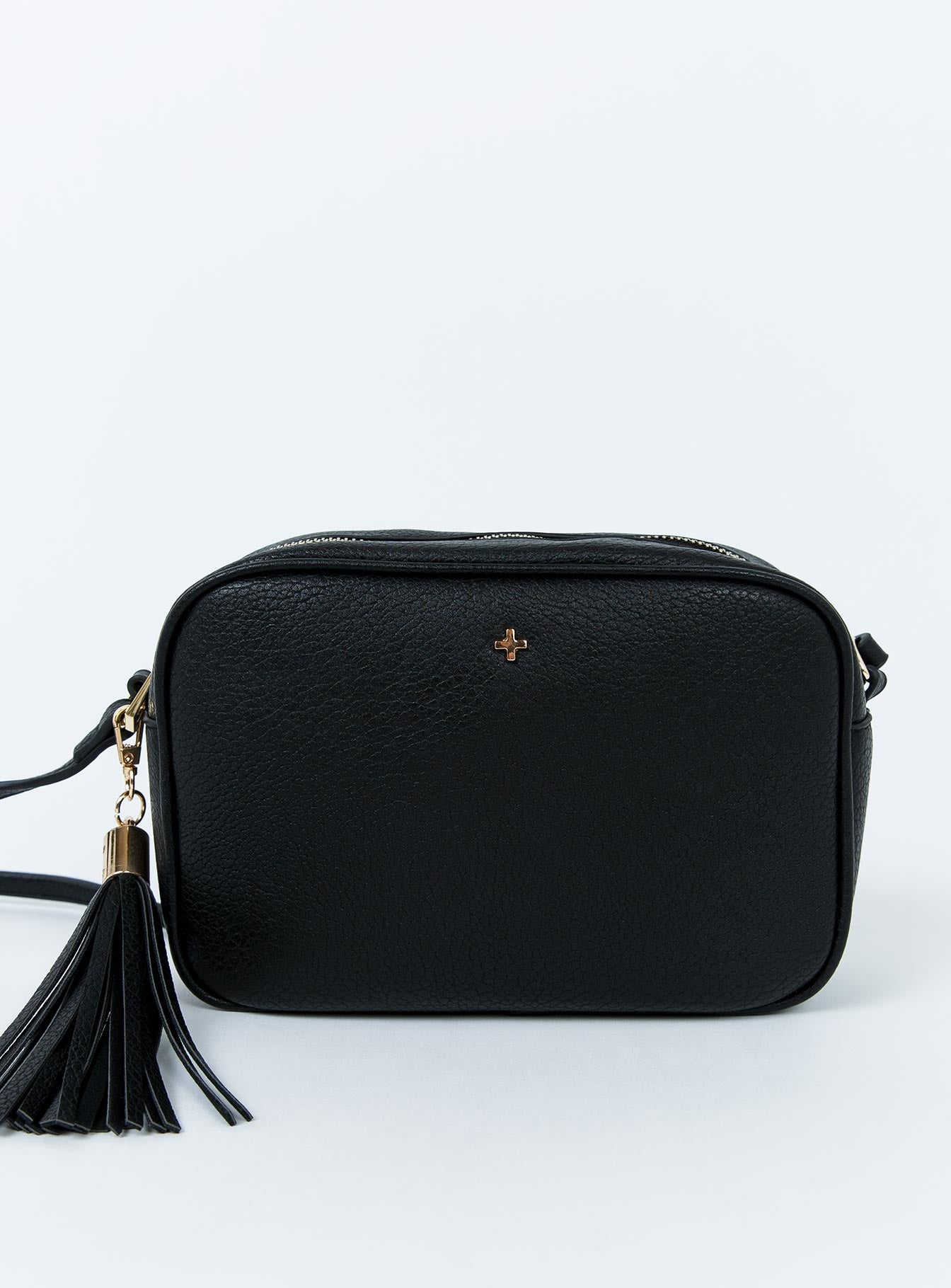 Peta & Jain Gracie Shoulder Bag Black