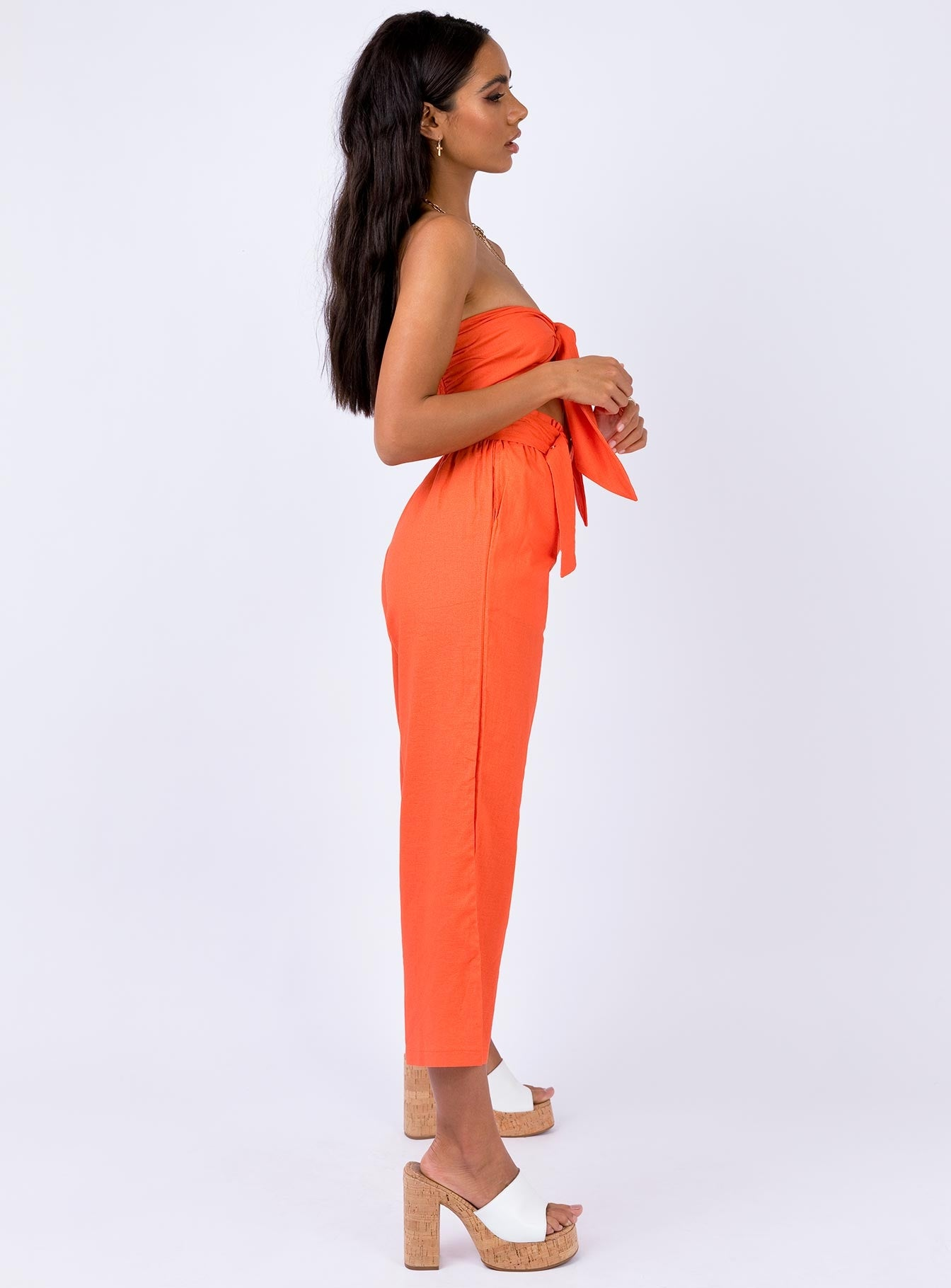 The Verity Set Coral