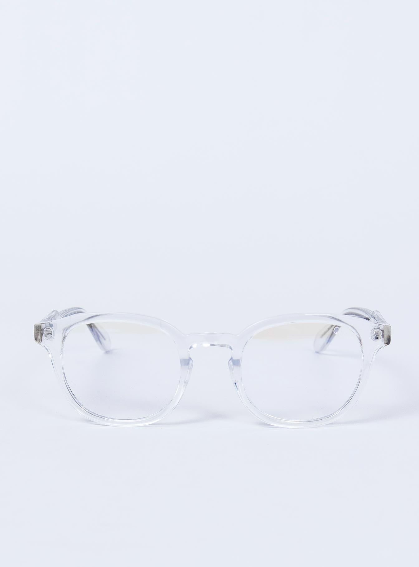 Quay Australia Blue Light Glasses Walk On Clear
