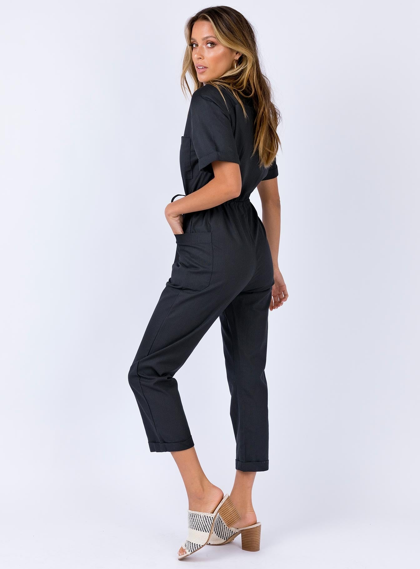 Mercieca Jumpsuit Black