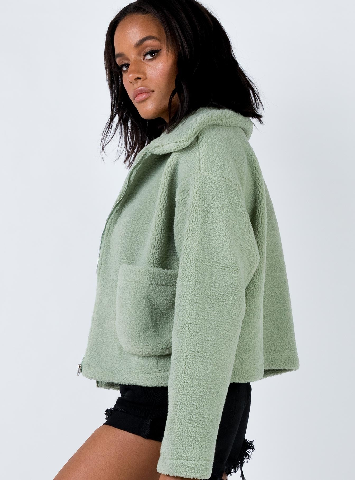 Bellbird Jacket Sage