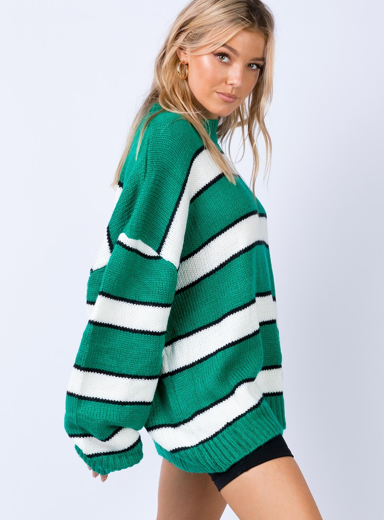 Rosha Jumper Green