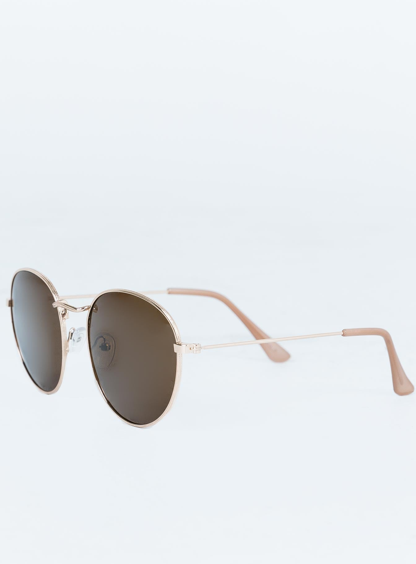 Golden Hour Sunglasses Gold / Bronze