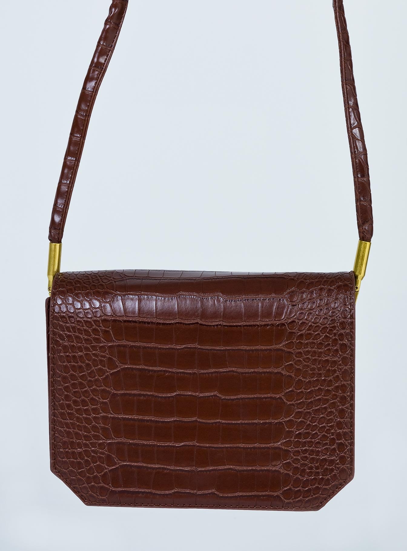 The Lipa Bag Brown