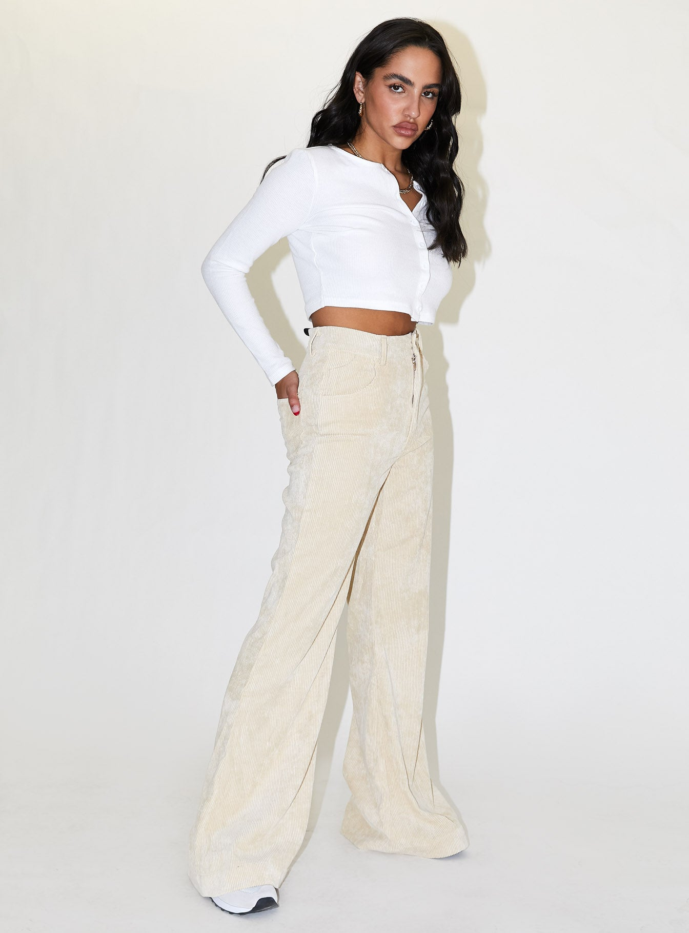 Whitmore Pants Beige
