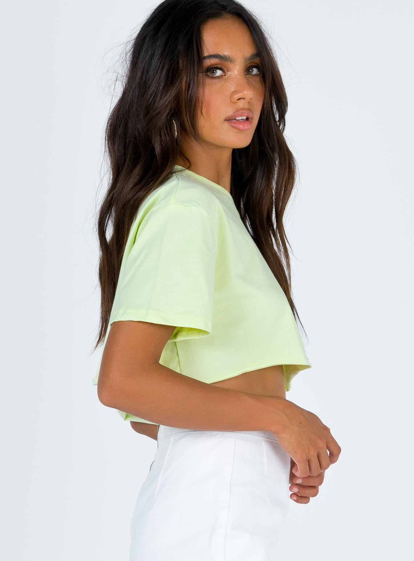 Christabel Tee Green